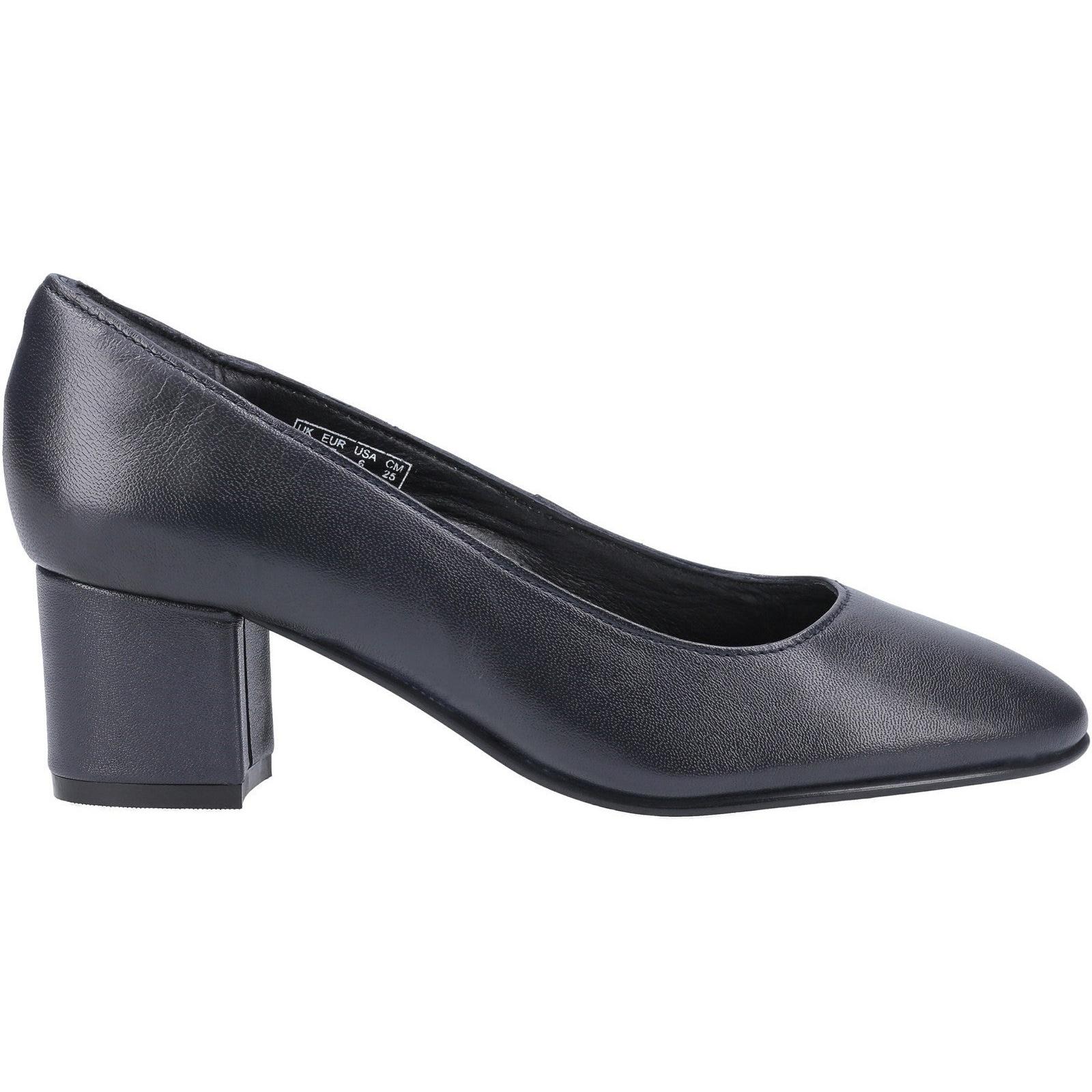 Hush Puppies Zapatos de salón de piel Anna para chica ...