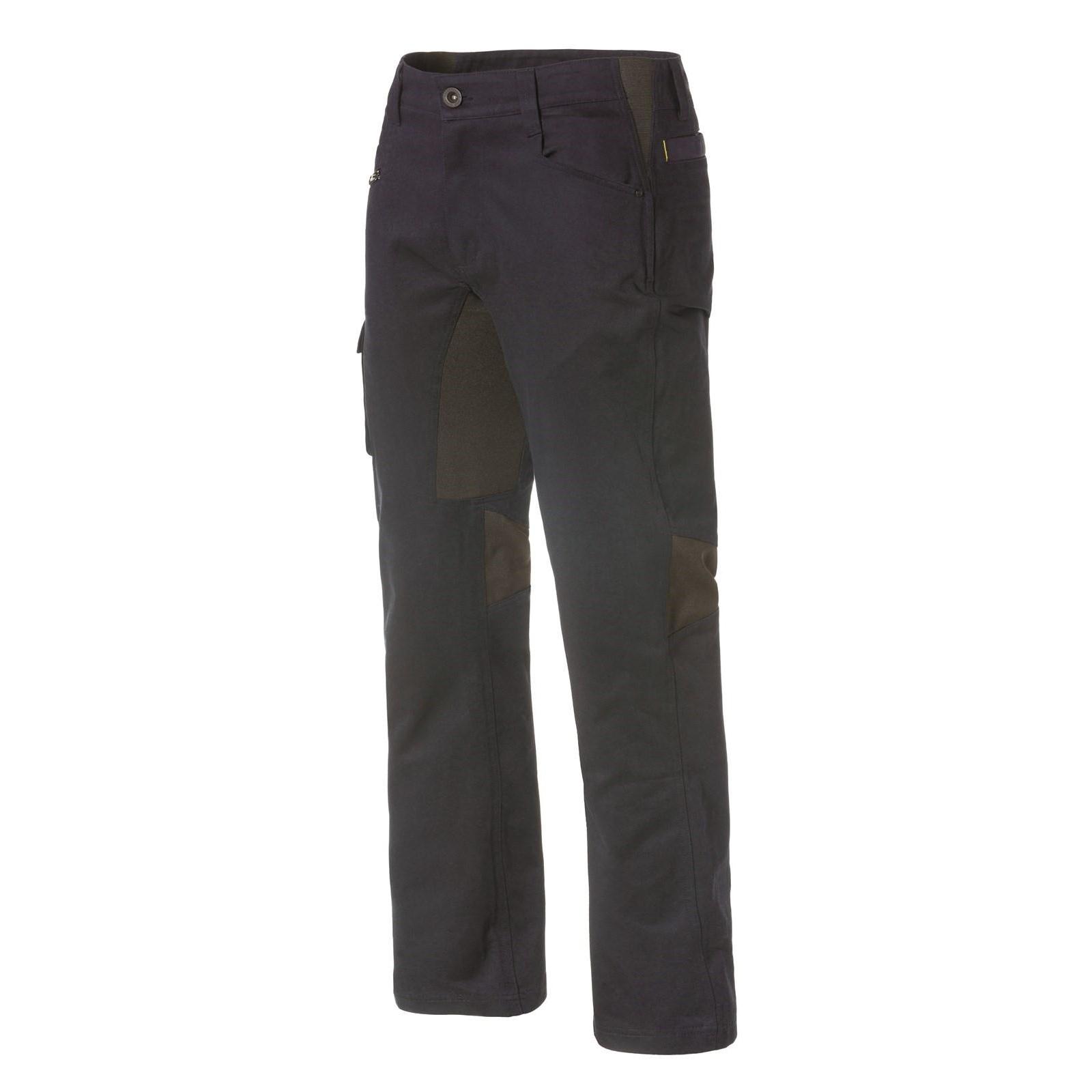 Caterpillar Mens Operator Flex Work Trousers (36S) (Navy)
