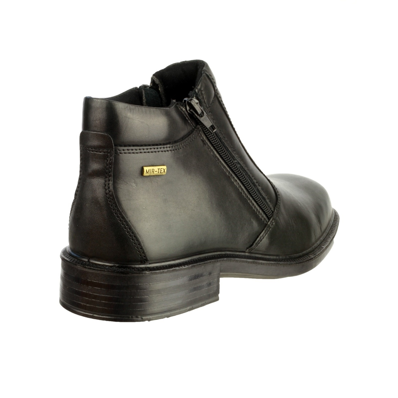 Roamers Mens Twin Zip Thermal Lined Boots DF223