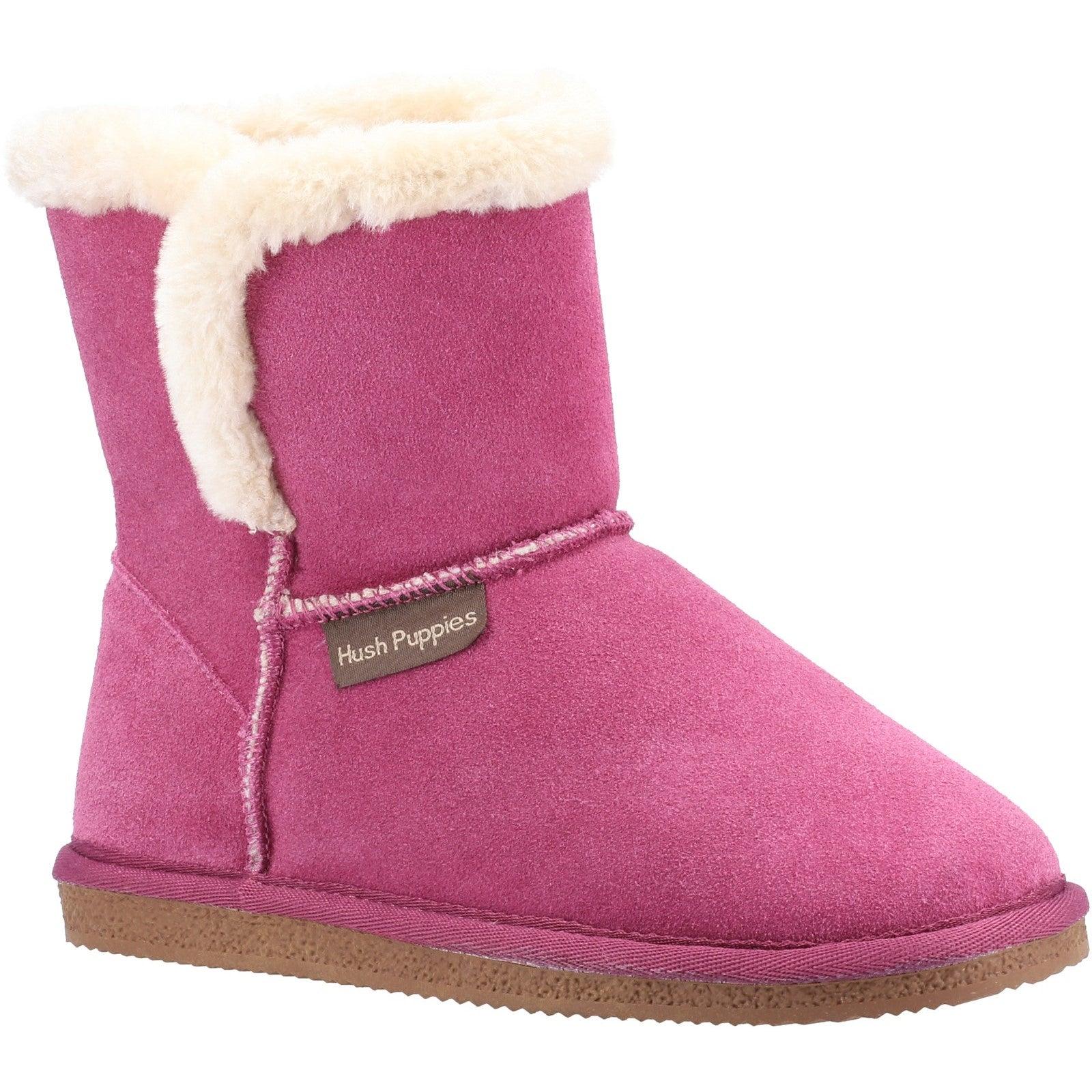 Skechers Womens/Ladies Ashleigh Suede Slipper Boots (8 UK) (Tan)
