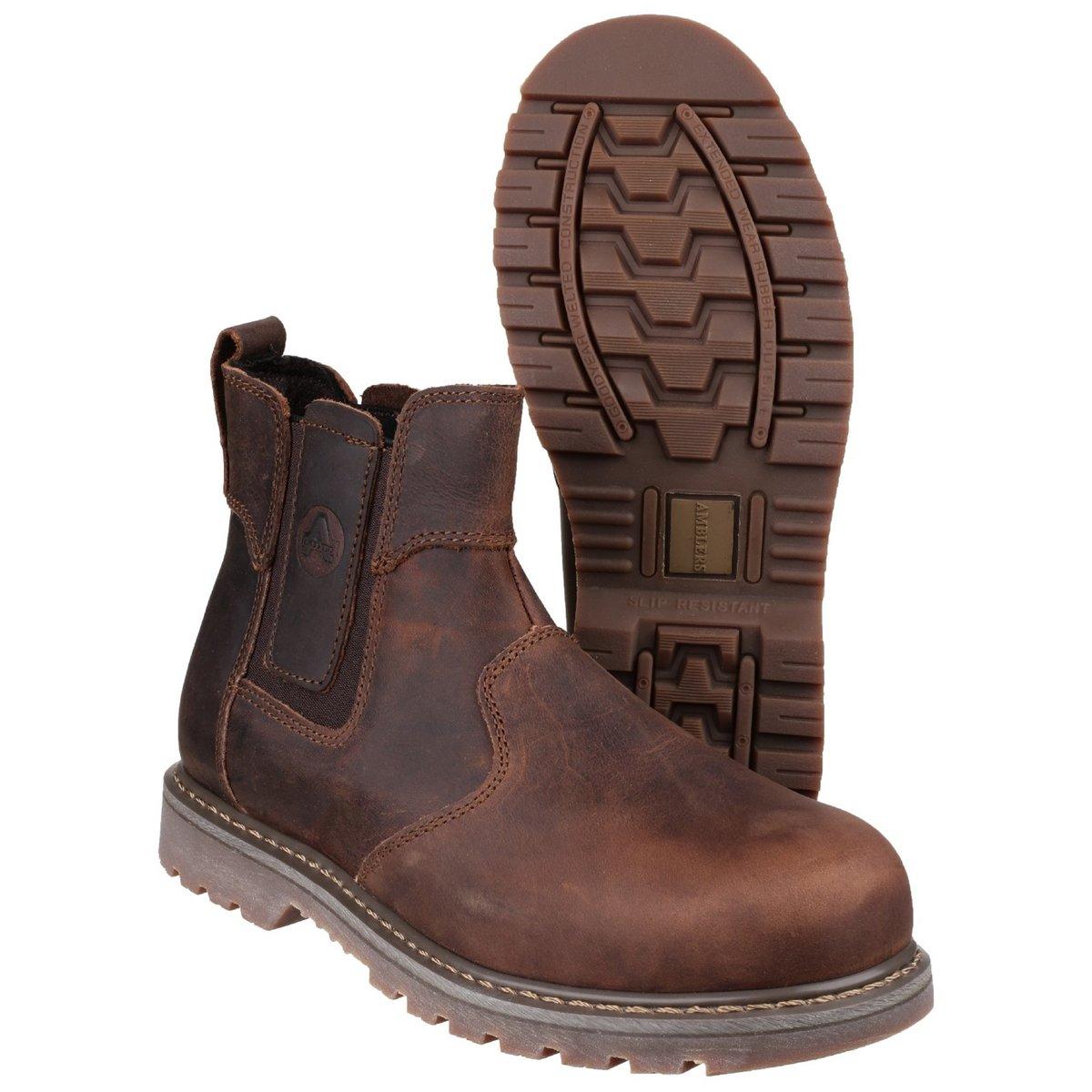 Détails Steel SécuritéMarronEur 37 Fs165 Chaussures Femmefs838 41 Amblers De Sur vmwn0N8
