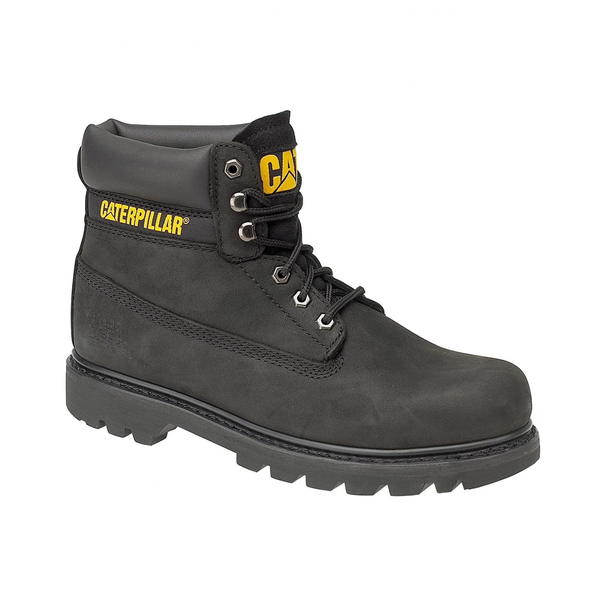 Caterpillar Colorado Lace-Up Boot / Mens Boots / Boots (12 UK) (Black/Nubuck)