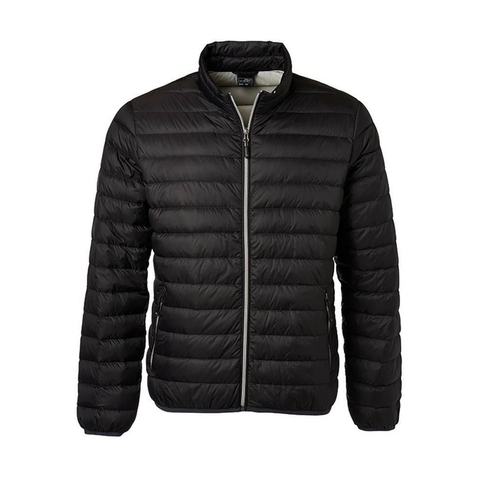 James and Nicholson Mens Light Down Jacket FU474