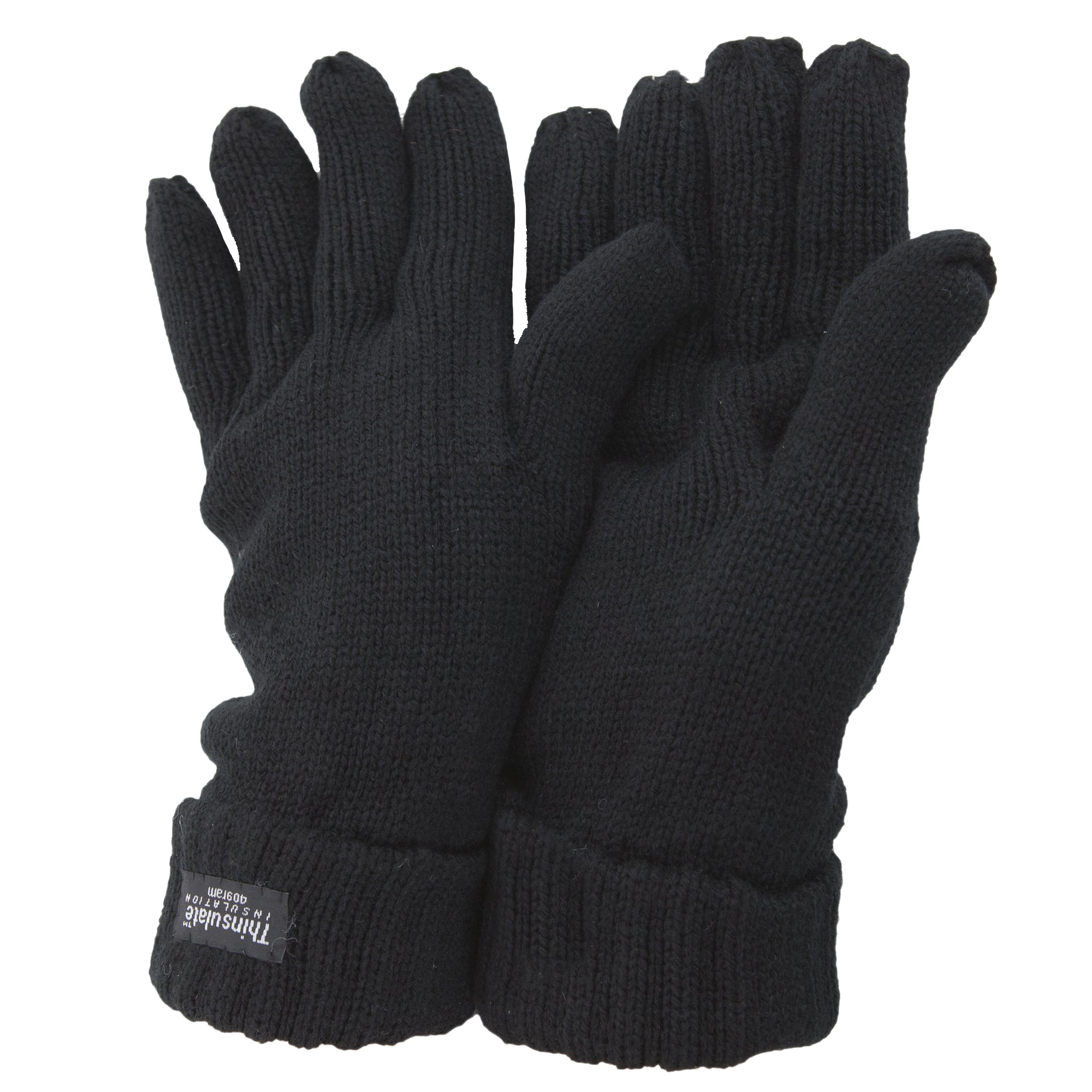 FLOSO Womens /Ladies Thinsulate Thermal Winter Warm ...