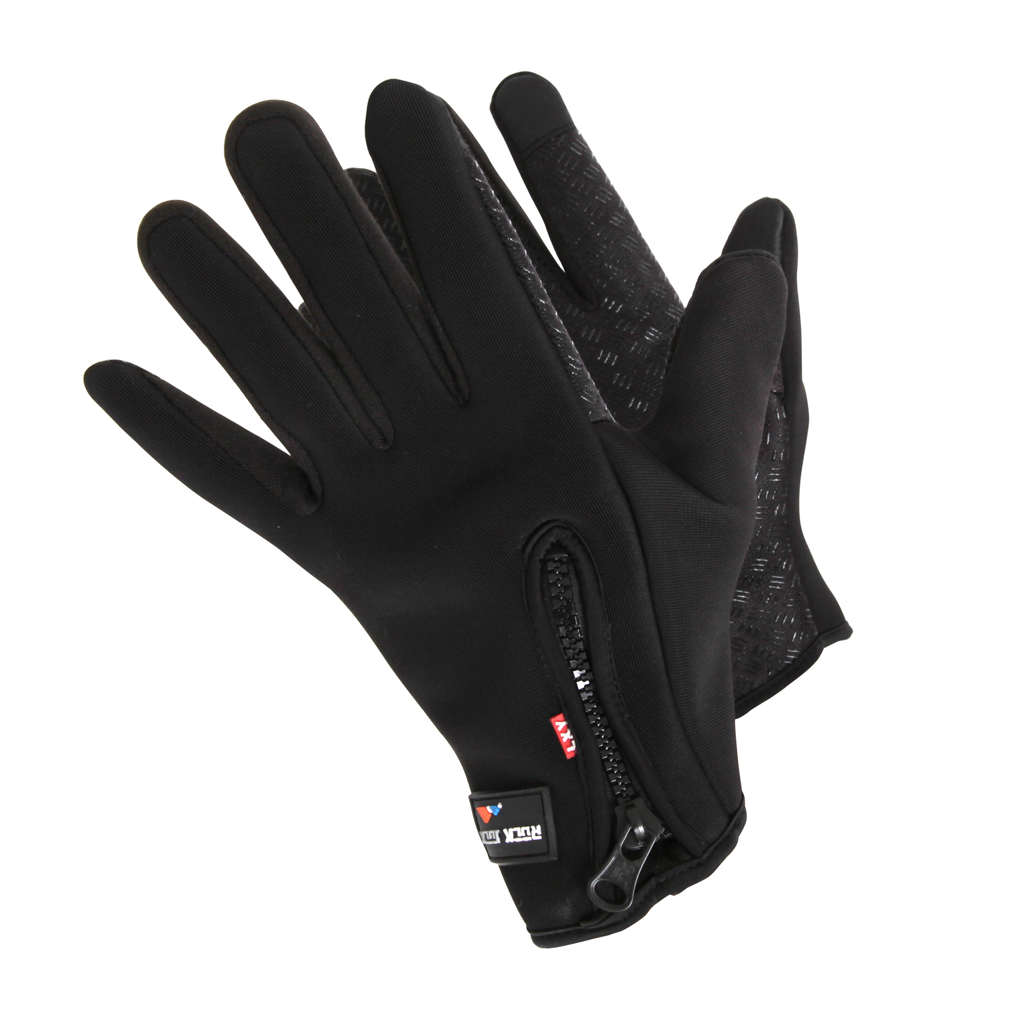 rockjock damen thermo handschuhe mit griffiger handfl che. Black Bedroom Furniture Sets. Home Design Ideas