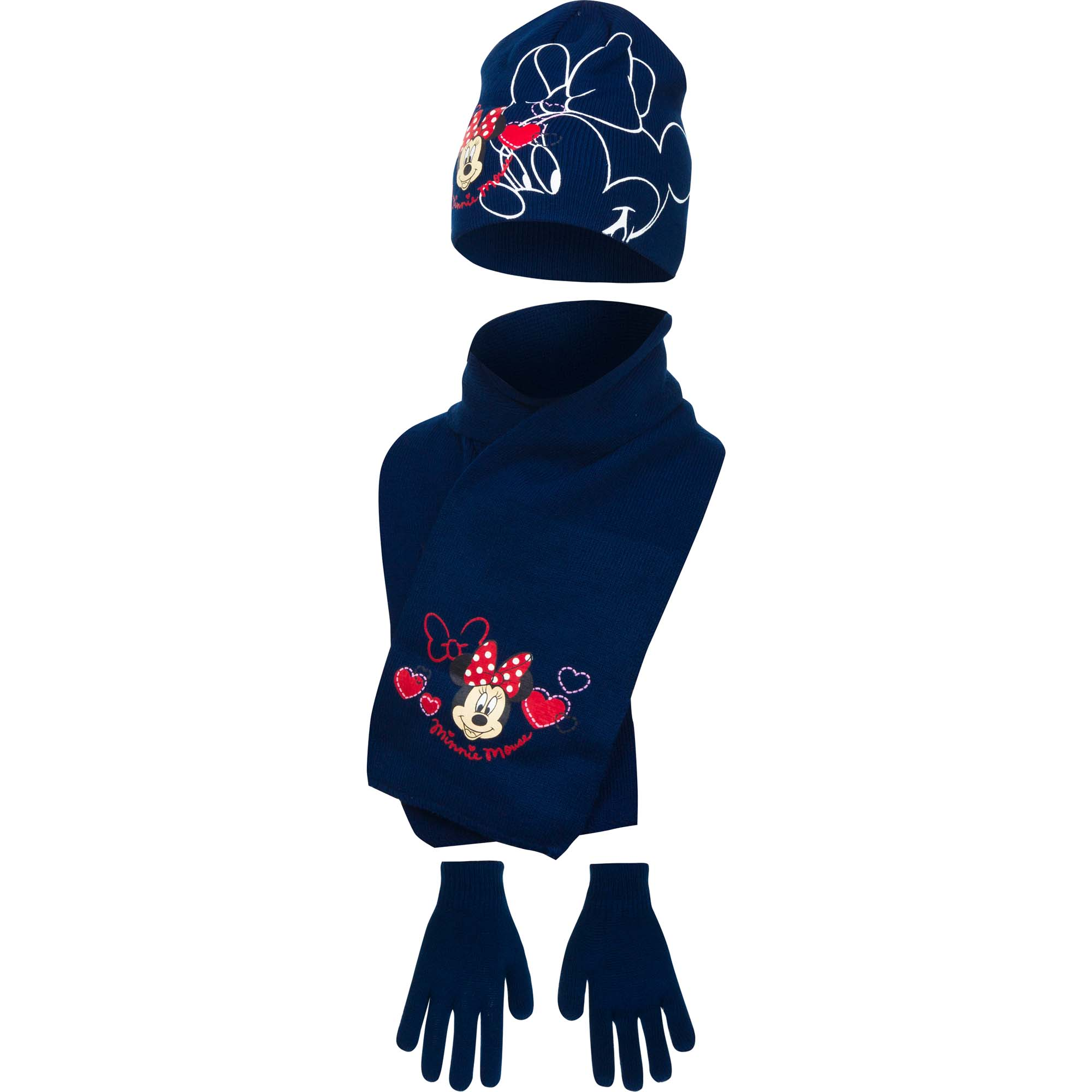 fa67476eb11 Disney minnie mouse childrens girls winter hat scarf and gloves set jpg  2000x2000 Minnie mouse scarf
