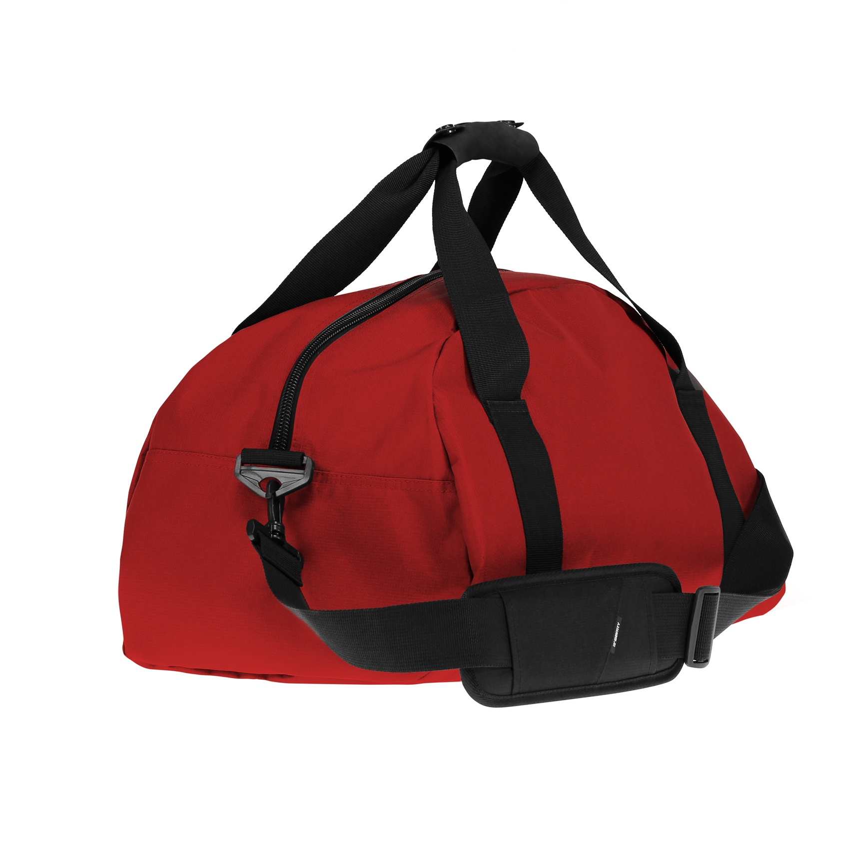ID Ribstop Gym Duffle Bag (One size) (Red)