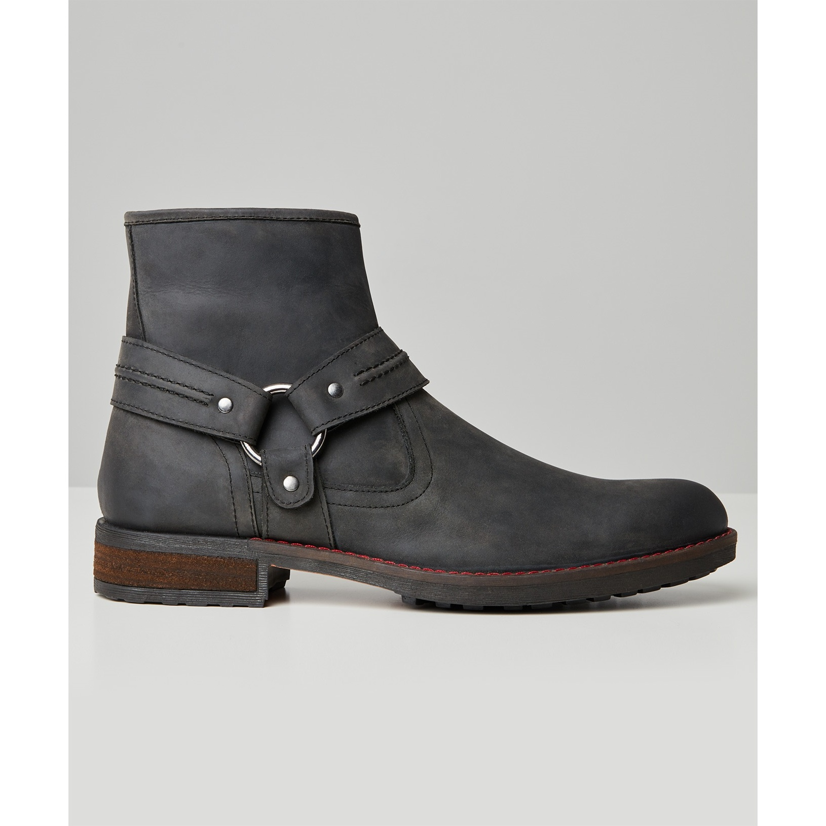 Joe-Browns-Bottines-en-cuir-HOUSTON-Homme-JB688 miniature 8