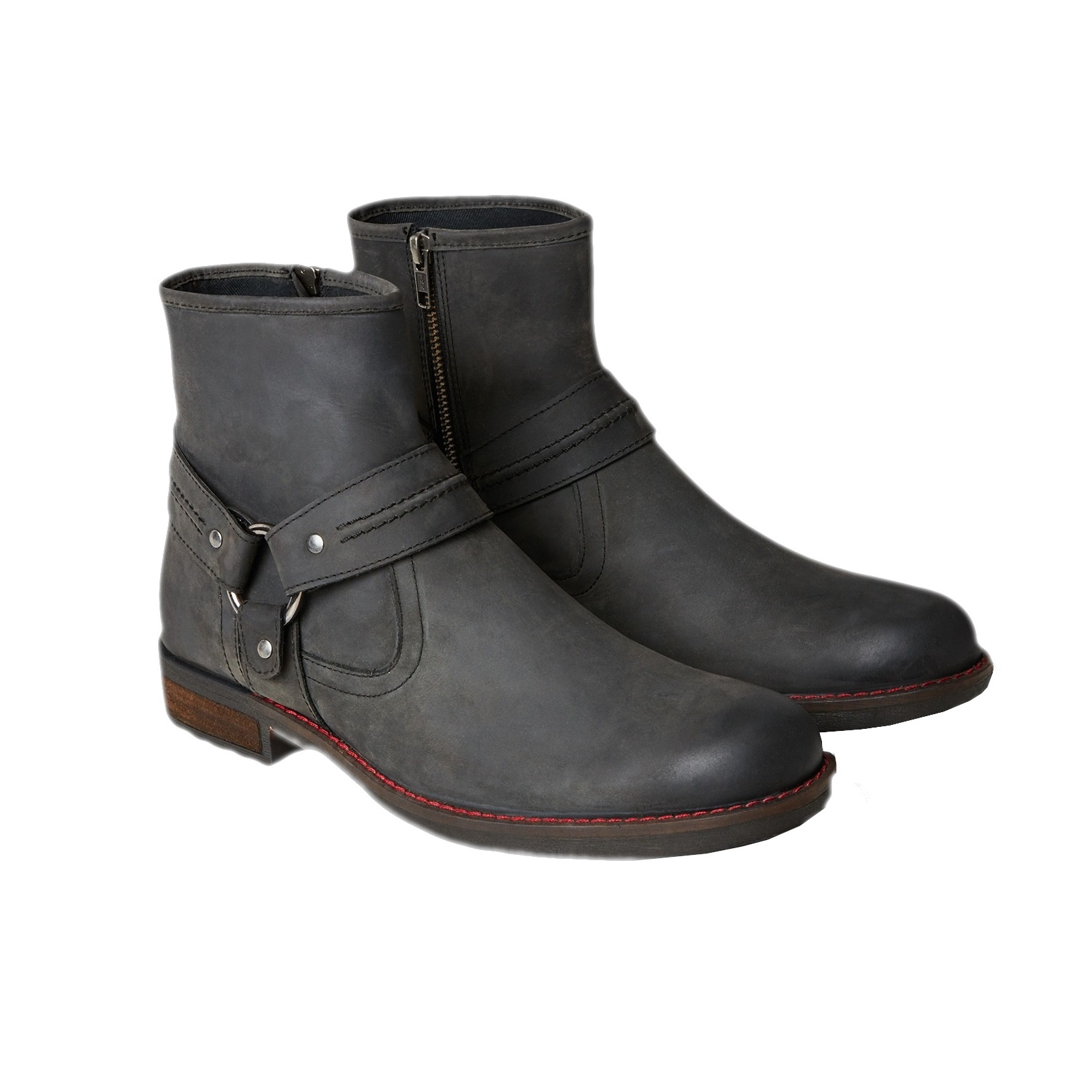 Joe-Browns-Bottines-en-cuir-HOUSTON-Homme-JB688 miniature 9