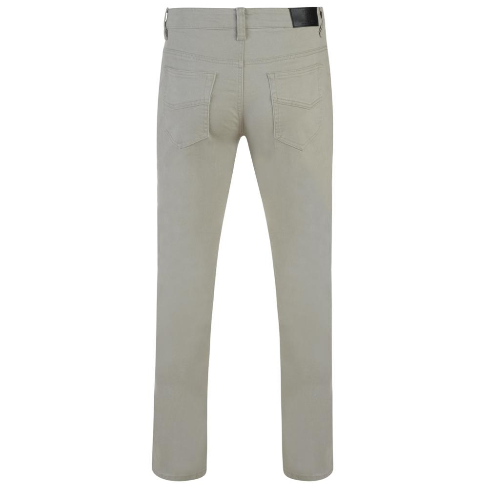 Kam-Jeanswear-Mens-Alba-Slim-Fit-Chino-Jeans-KJ114 thumbnail 9