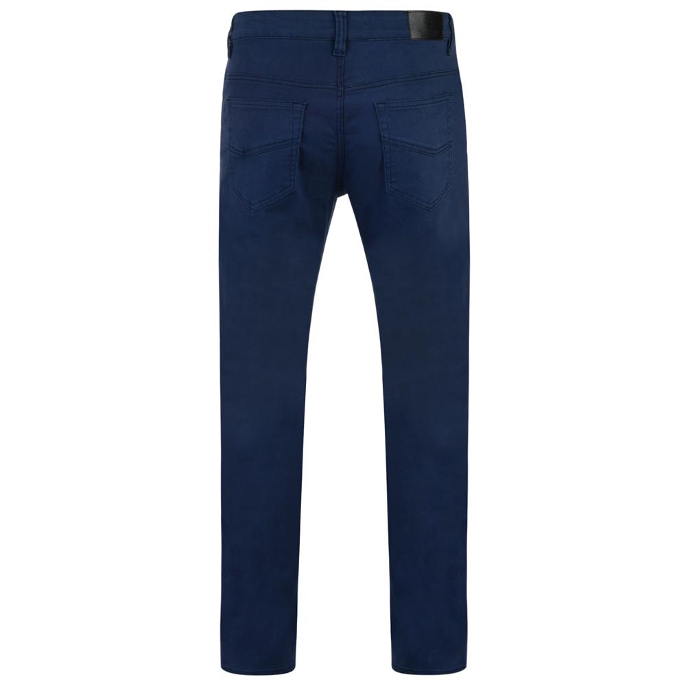 Kam-Jeanswear-Mens-Alba-Slim-Fit-Chino-Jeans-KJ114 thumbnail 7