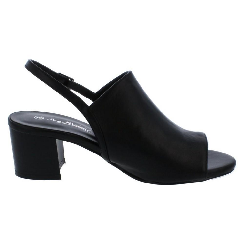 Sandali neri per donna Severyn sZEPjmI