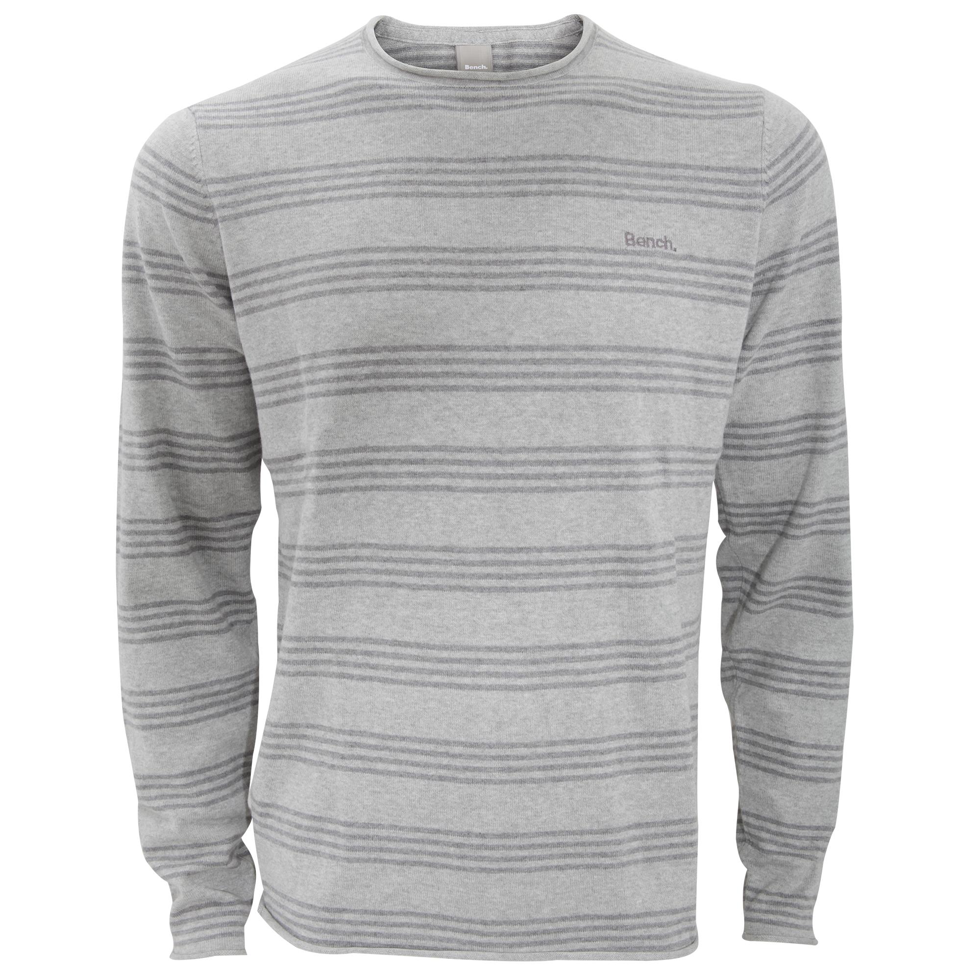 bench herren adour langarm streifen pullover sweater. Black Bedroom Furniture Sets. Home Design Ideas