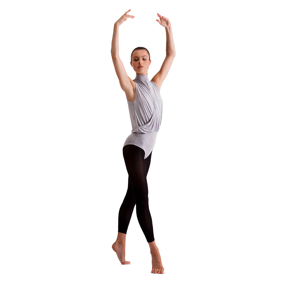 Silky-Womens-Ladies-Essentials-Footless-Ballet-Tights-LW460 thumbnail 5