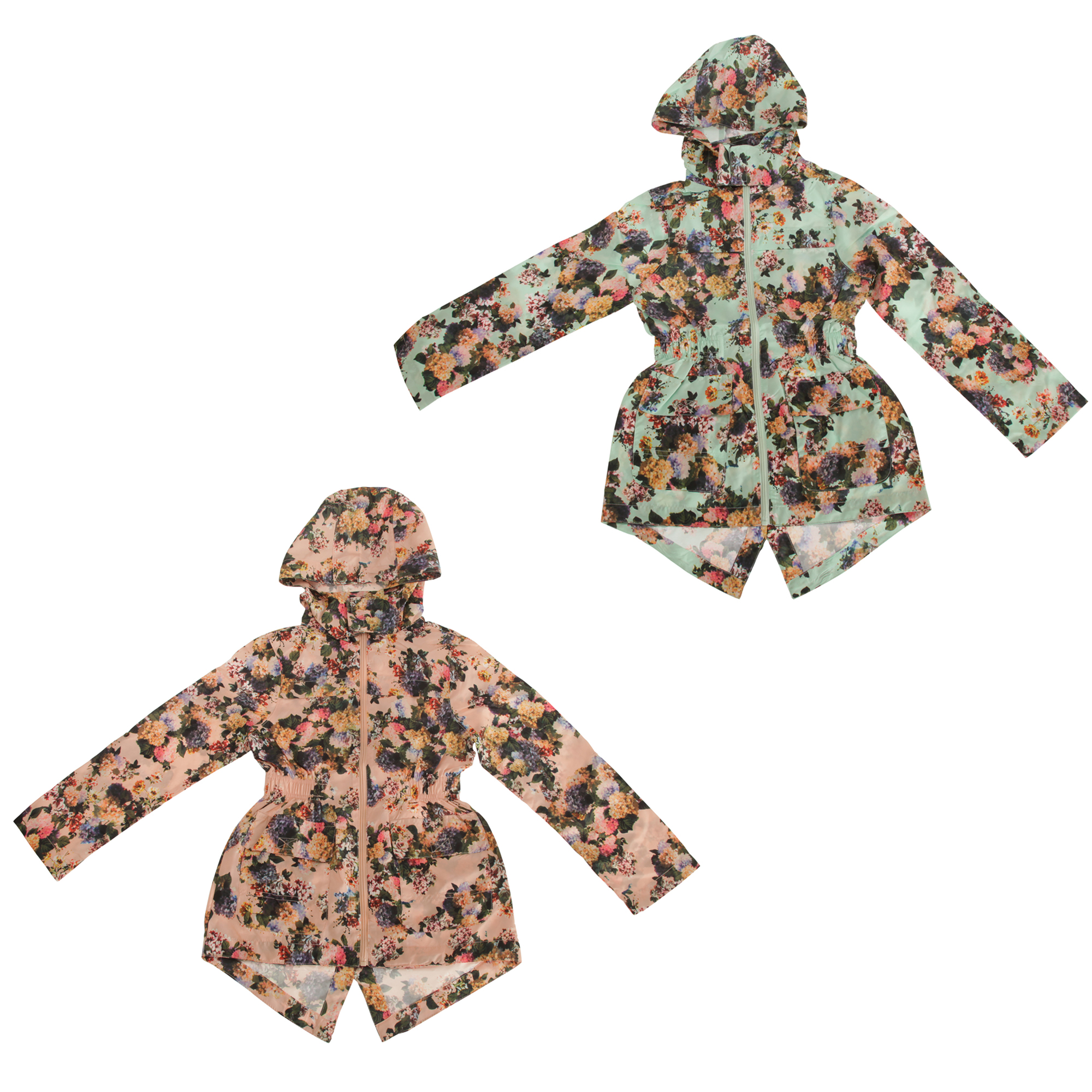 Bulk, Wholesale, Job Lot, Clearance Assorted Clothing (Dresses, Tops, Footwear And More) (Box 7) (Brave Soul Girls Jackets (Set of 19))