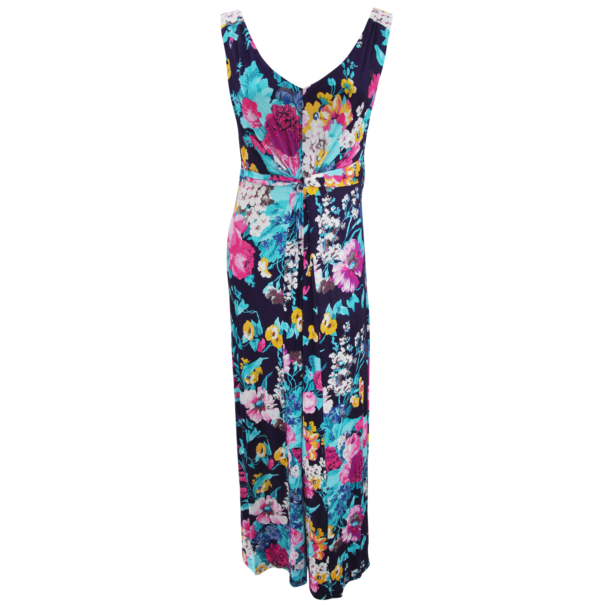 Bulk, Wholesale, Job Lot, Clearance Assorted Clothing (Dresses, Tops, Footwear And More) (Box 14) (Womens Floral Maxi Dresses (Set of 31))