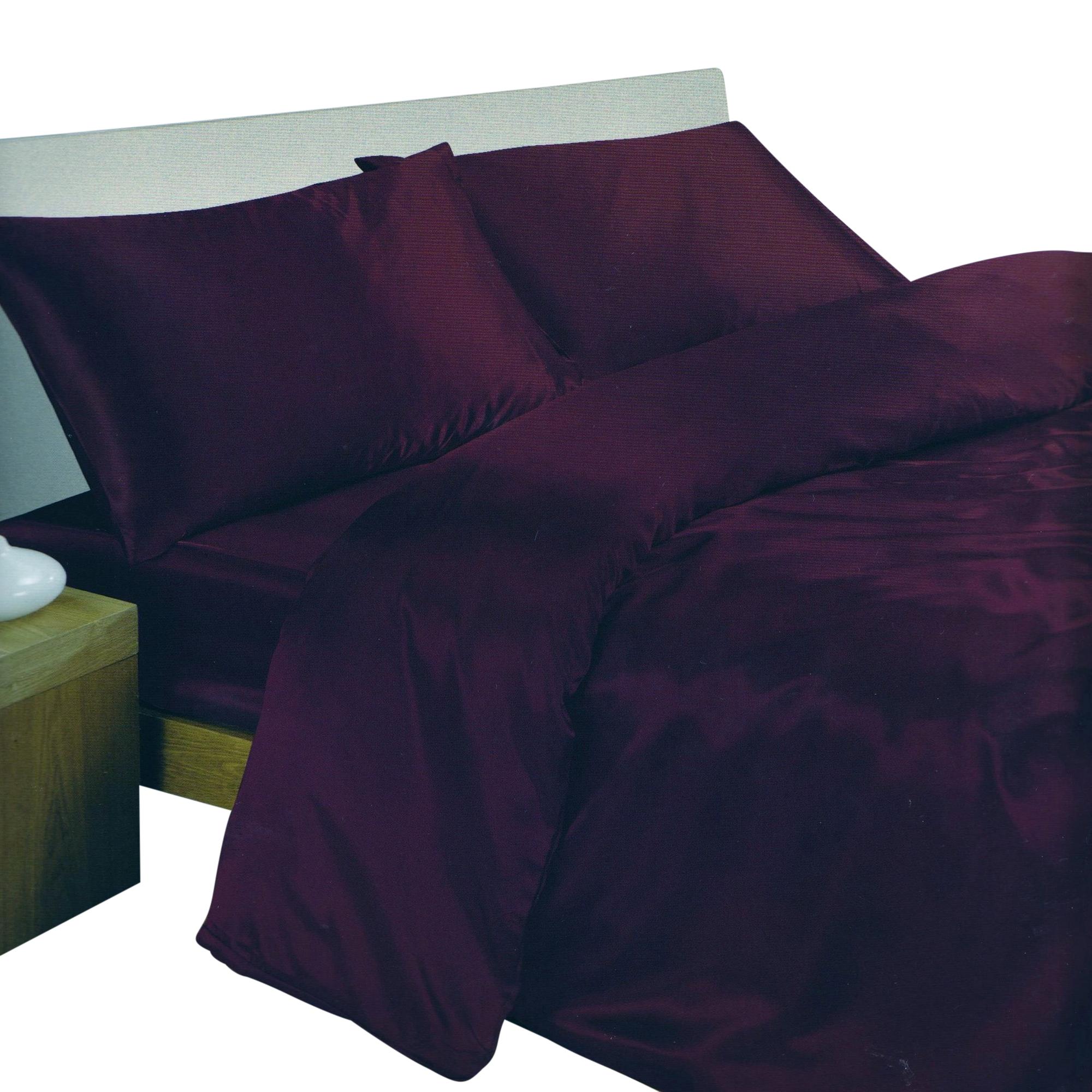ensemble de literie en satin parure de lit et drap housse ms169 ebay. Black Bedroom Furniture Sets. Home Design Ideas