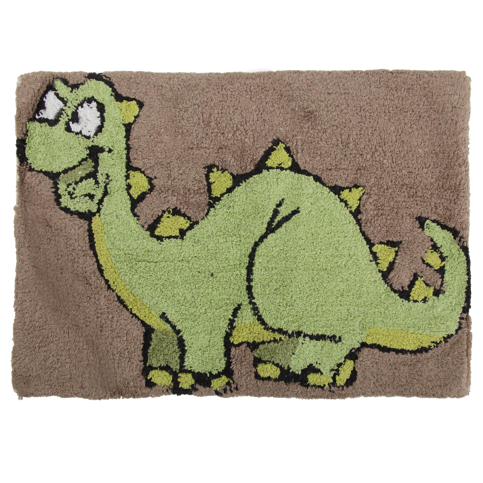 Mucky Fingers Childrens Boys Dinosaur Design Bedroom Floor