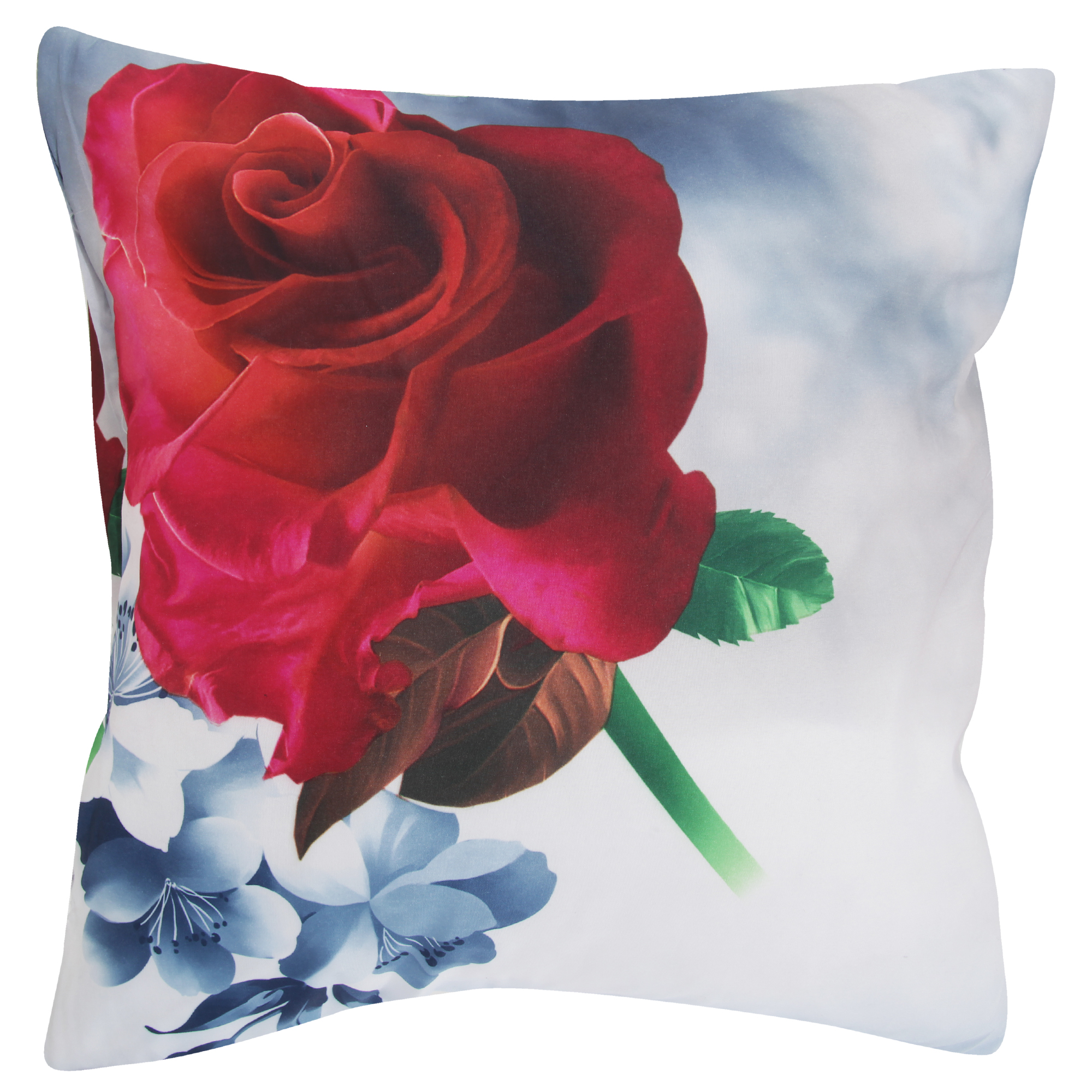 Floral-Butterfly-Design-Cushion-Cover-Cushion-Pad-Not-Included-MS489