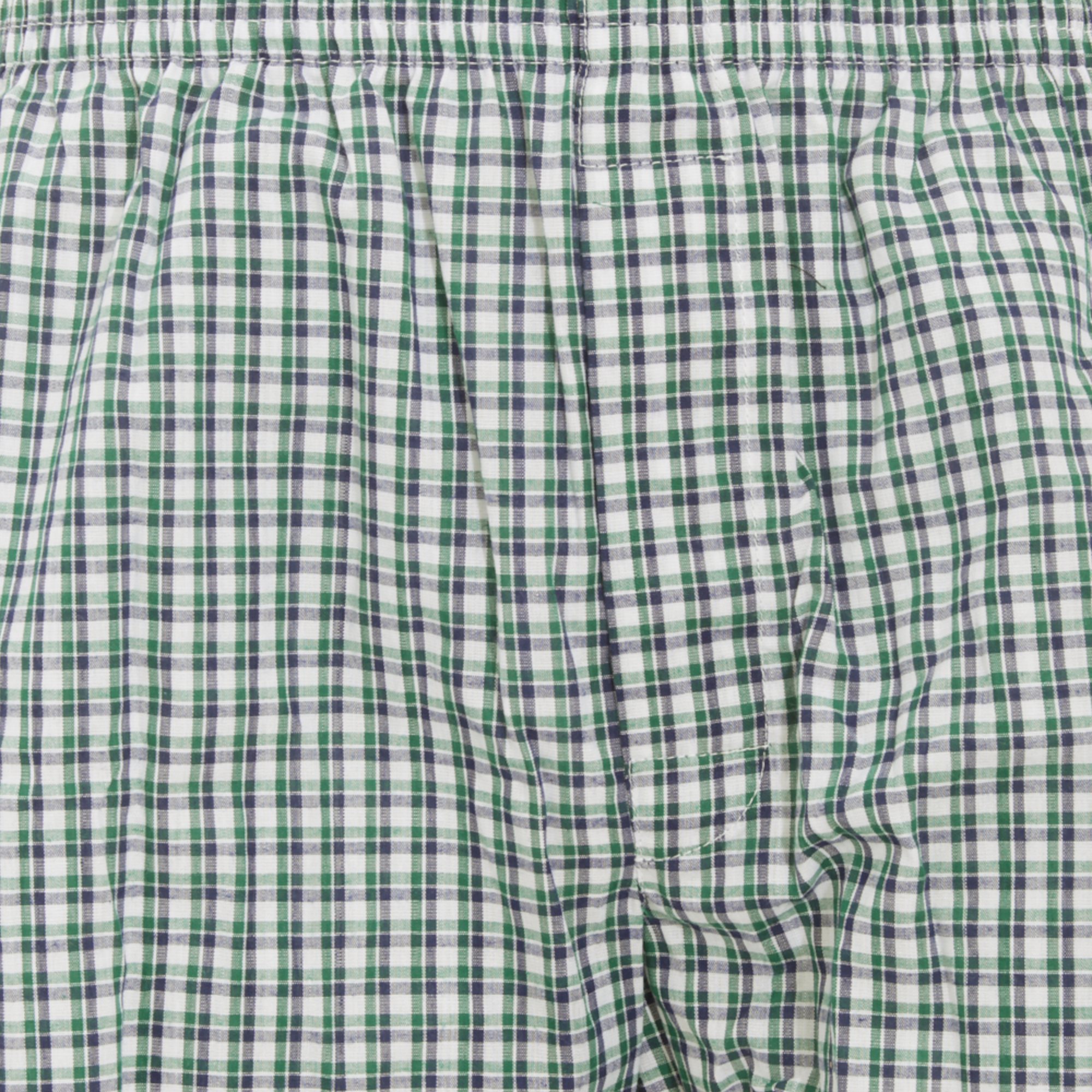 FLOSO-Mens-Cotton-Woven-Boxers-Pack-Of-2-MU168 thumbnail 3