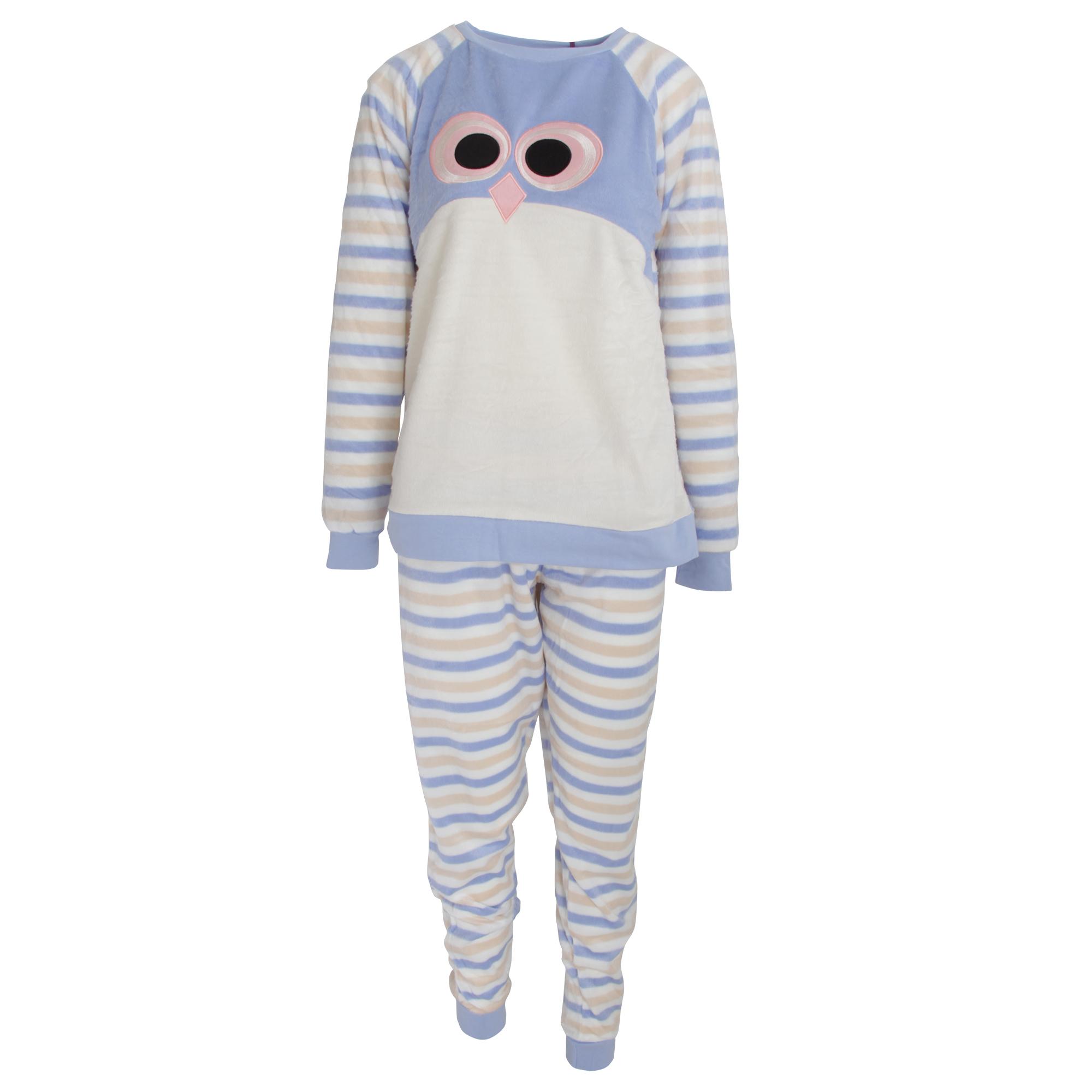 Foxbury-Pijama-con-diseno-animal-para-mujer-N1116