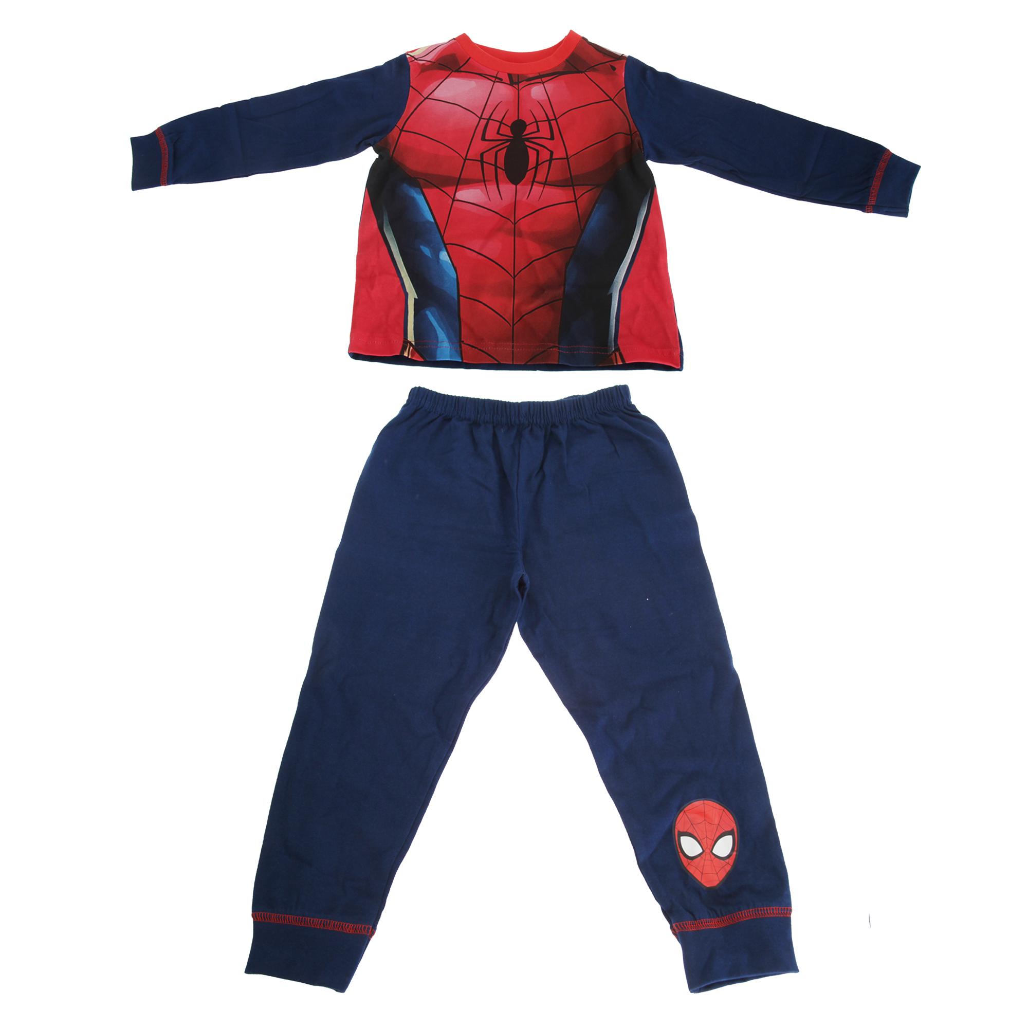 Marvel-Pijama-de-Spiderman-para-nino-N1143