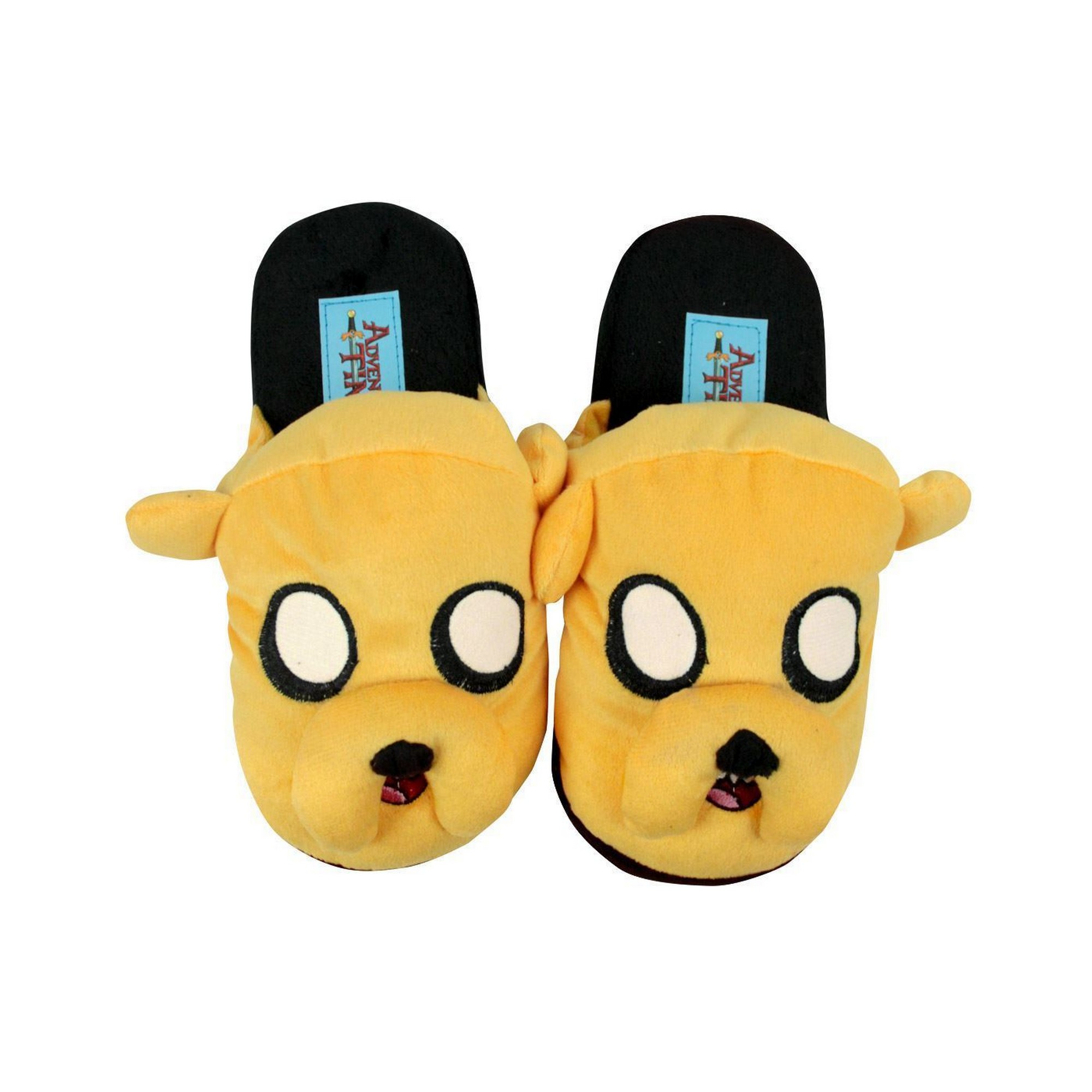 Adventure-Time-Childrens-Kids-Jake-Slippers-NS4001