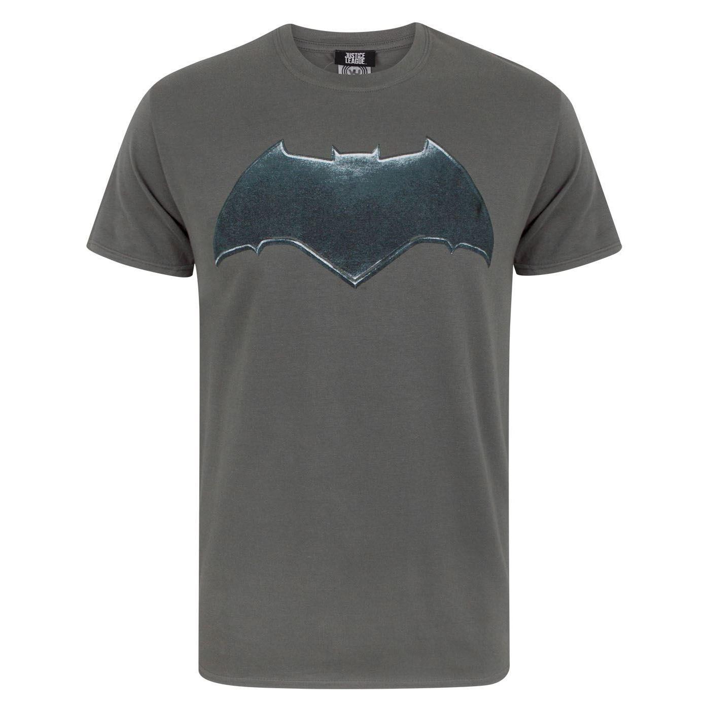 Justice-League-Mens-Batman-Logo-T-Shirt-NS4408