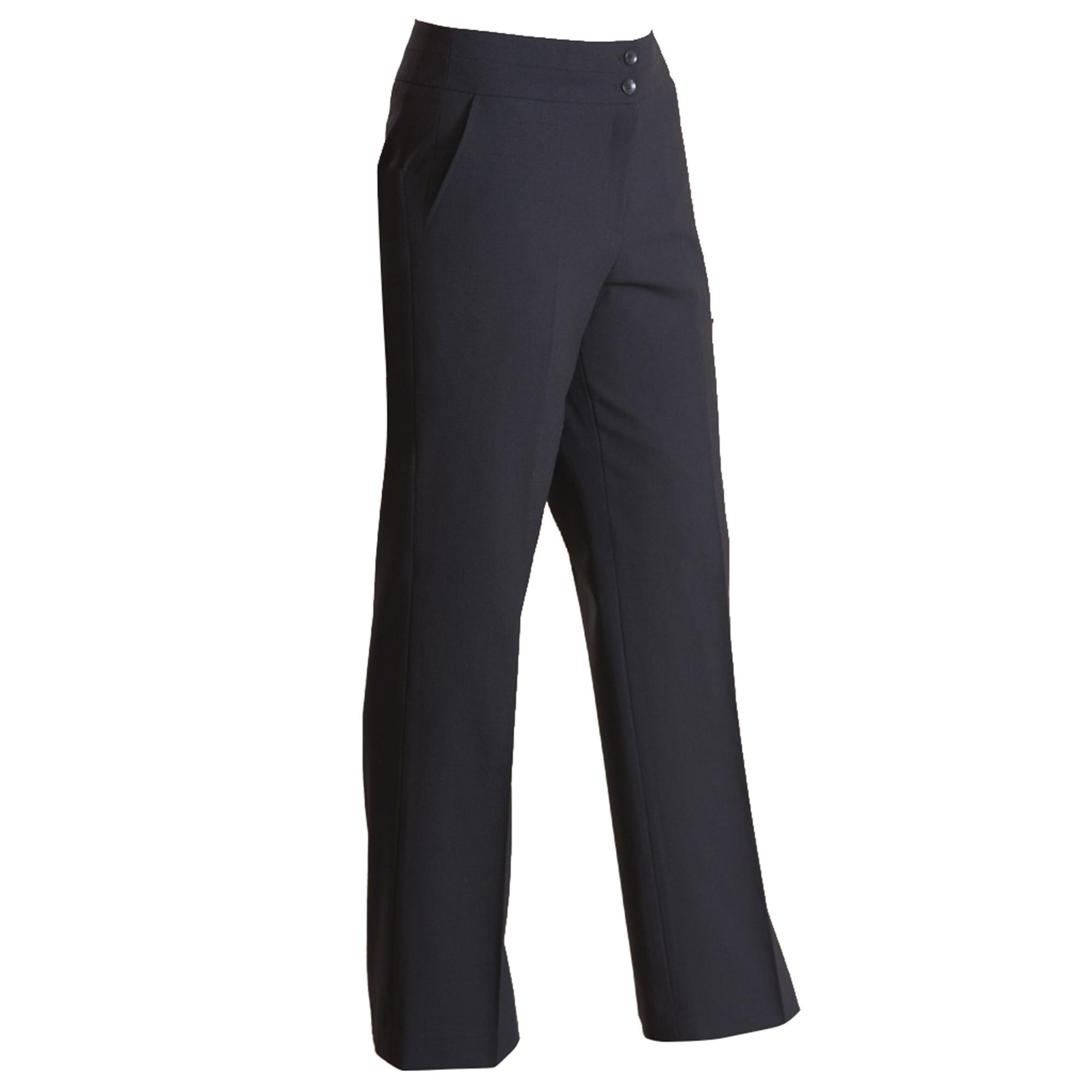 Skopes Womens/Ladies Monique Formal Suit Trousers (16/R) (Black)