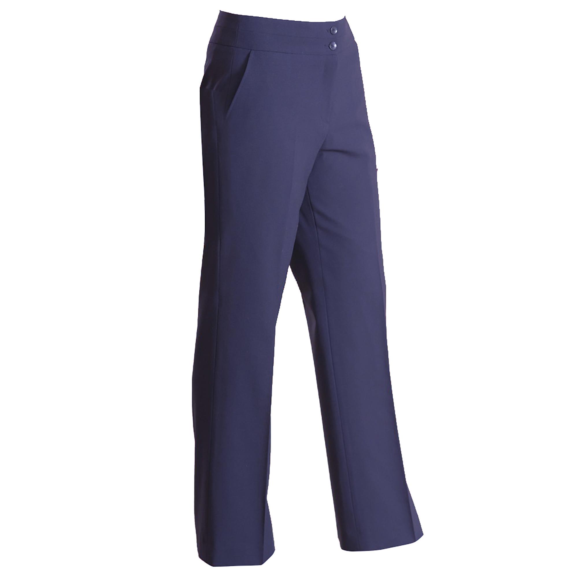 Skopes Womens/Ladies Monique Formal Suit Trousers (16/L) (Charcoal)