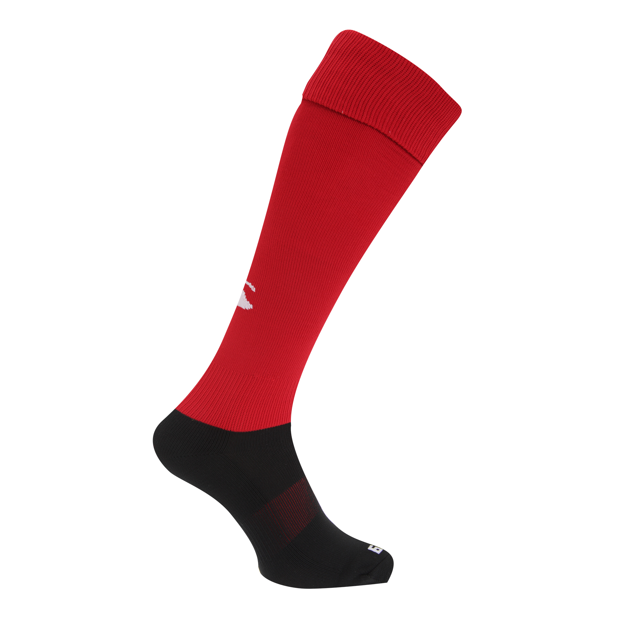Canterbury Mens Playing Rugby Sport Socks (XL) (Red)