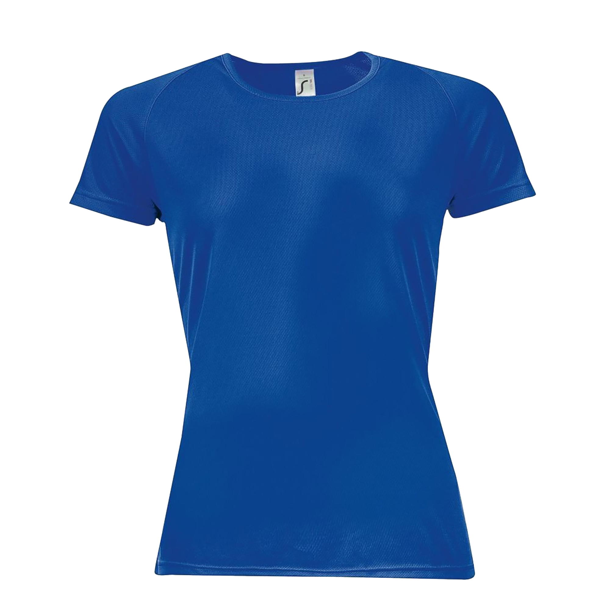 SOLS Womens/Ladies Sporty Short Sleeve T-Shirt (L) (Royal Blue)