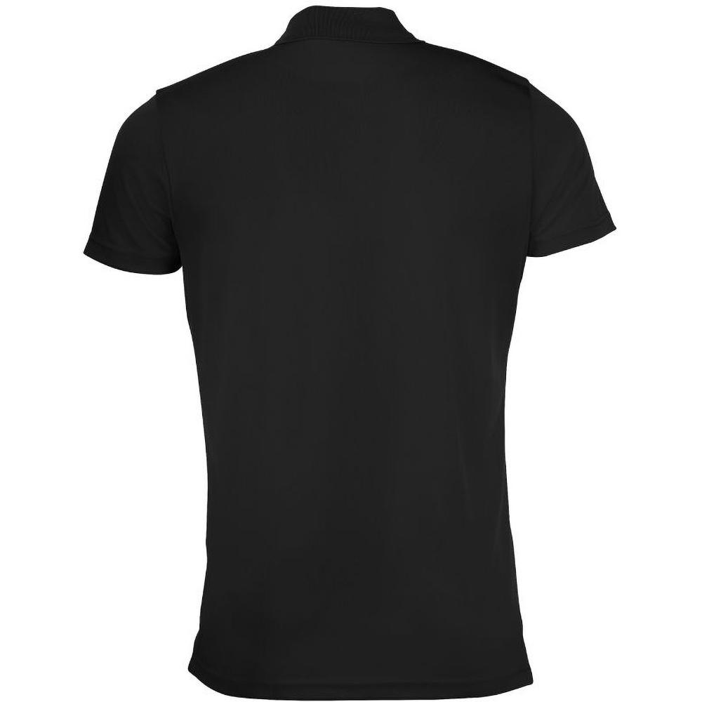 SOLS-Mens-Performer-Short-Sleeve-Pique-Plain-Casual-Fashion-Polo-Shirt-PC2162 thumbnail 6