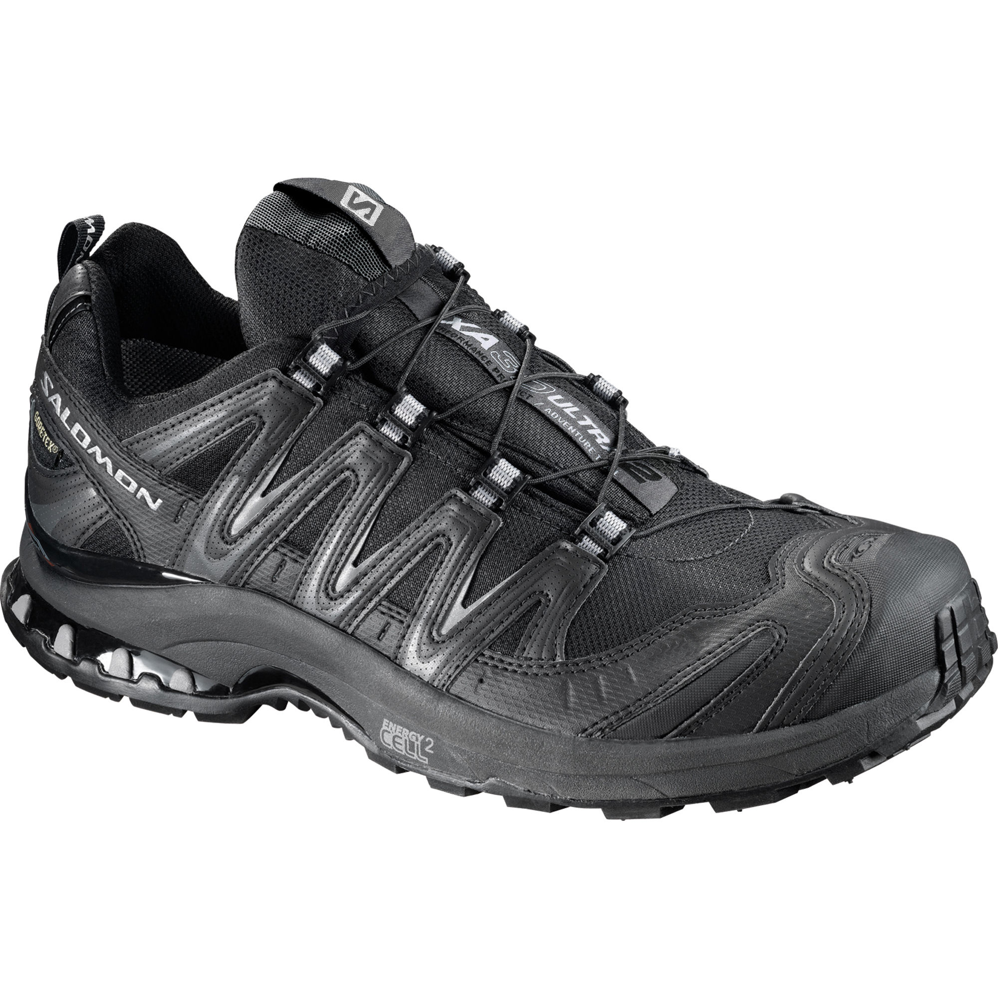 salomon mens xa pro 3d gtx quicklace waterproof trainers. Black Bedroom Furniture Sets. Home Design Ideas