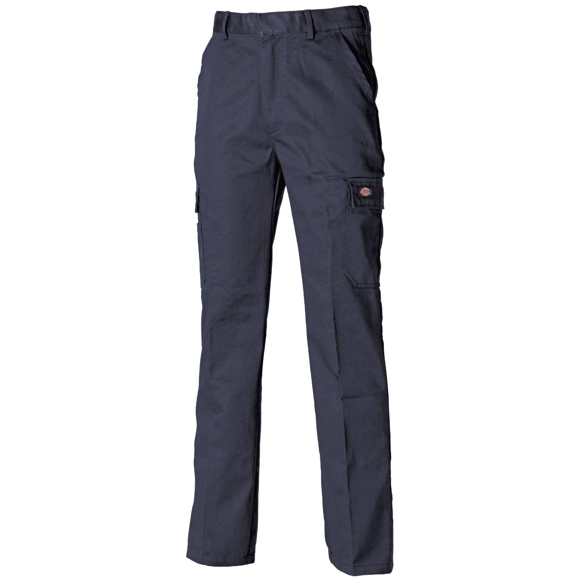 Dickies Mens Redhawk Chino Trousers (42/L) (Navy)