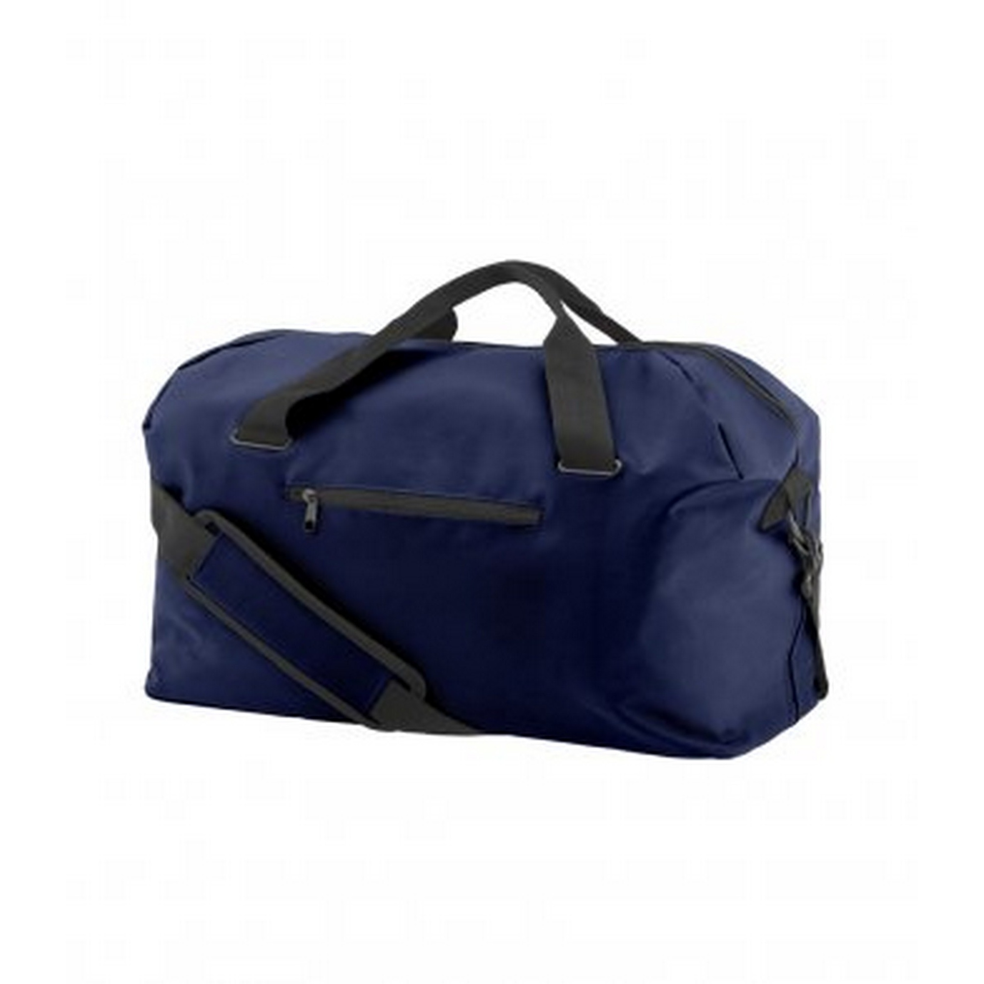 AWDis Just Cool Shoulder Strap Holdall Gym Bag (One Size) (French Navy)
