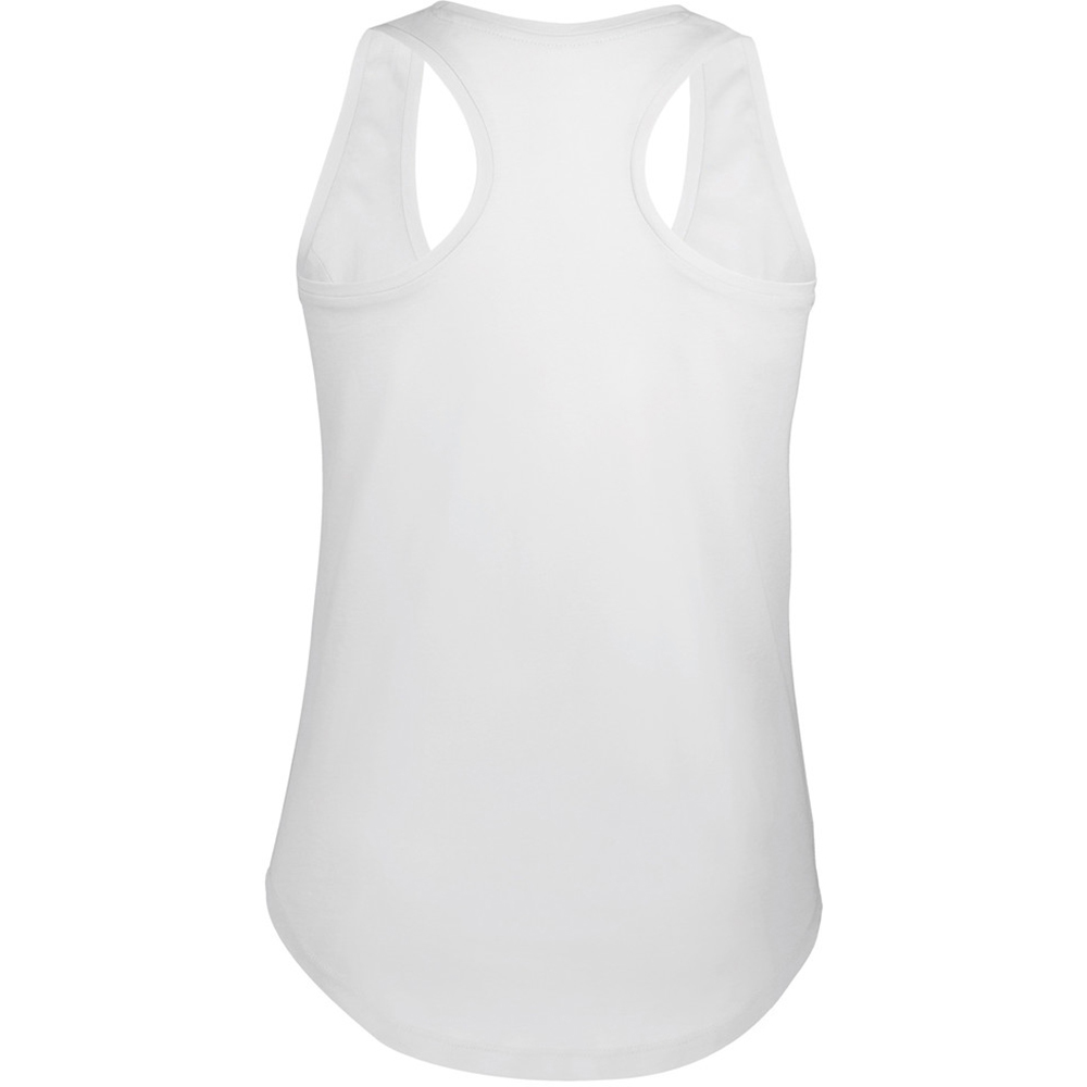 SOLS-Womens-Ladies-Moka-Plain-Sleeveless-Tank-Top-PC2433 miniatura 28