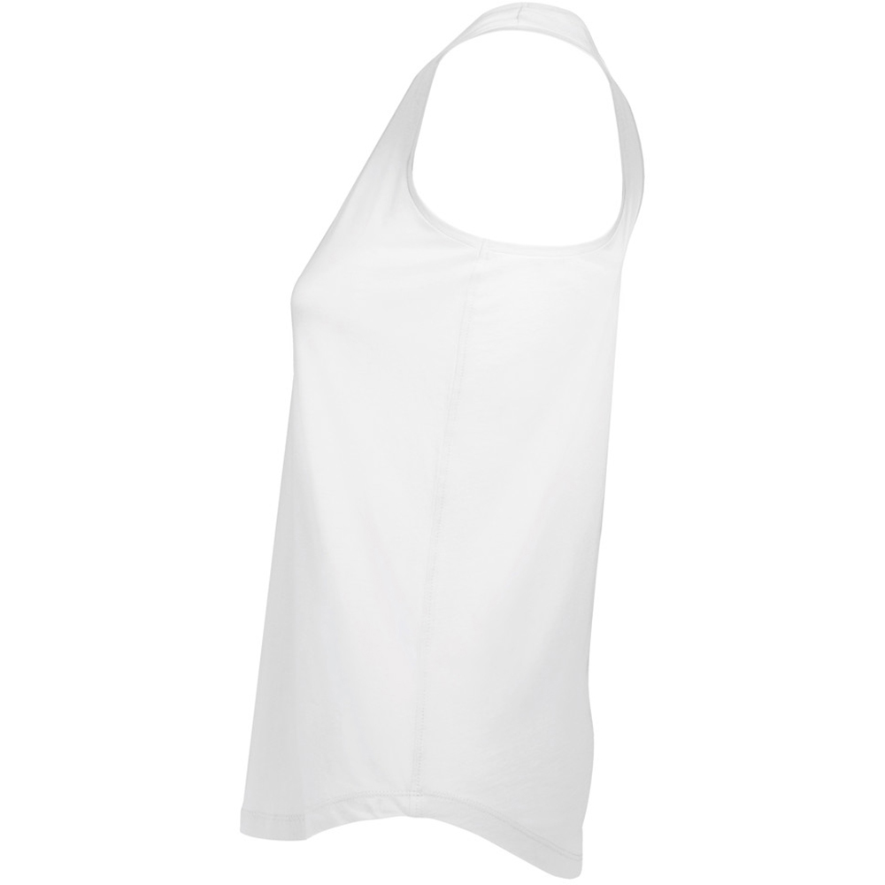 SOLS-Womens-Ladies-Moka-Plain-Sleeveless-Tank-Top-PC2433 miniatura 29