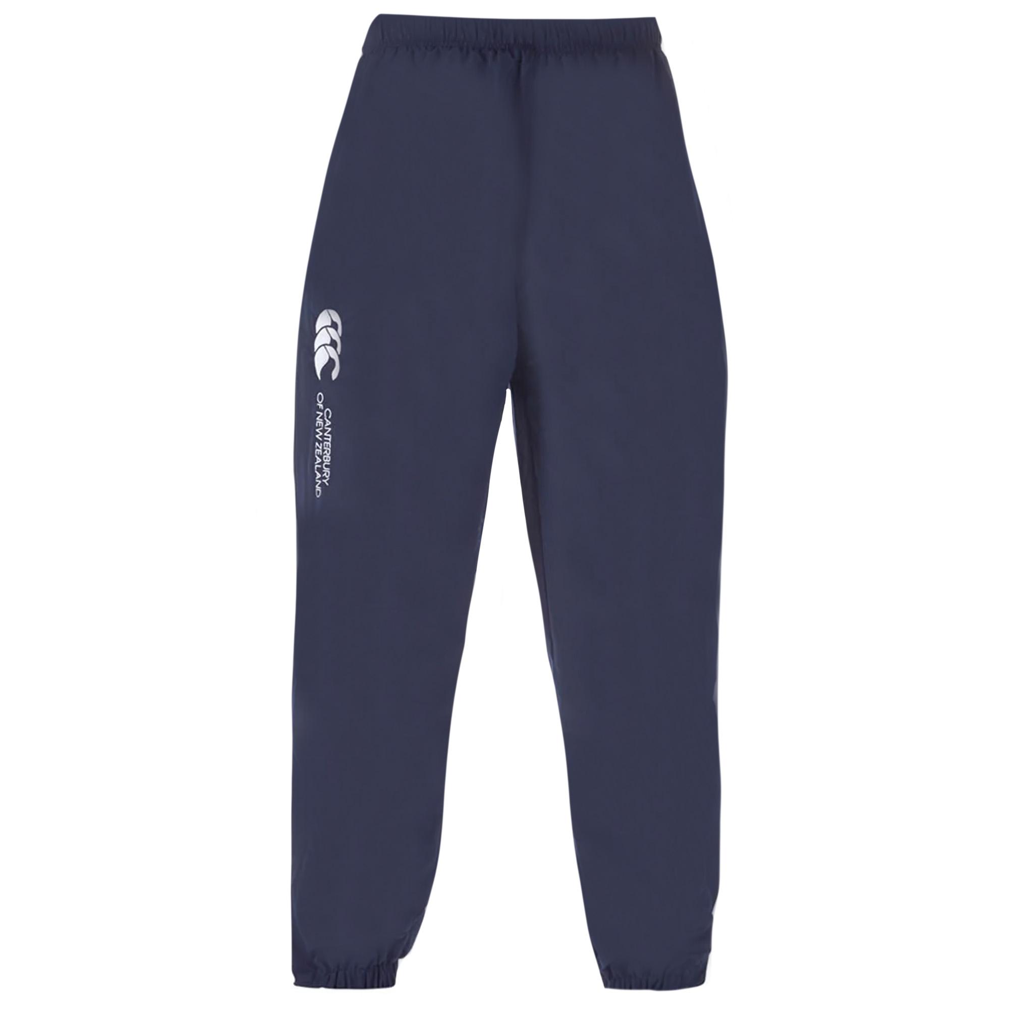 Canterbury Mens Stadium Elasticated Sports Trousers (XXL) (Black)