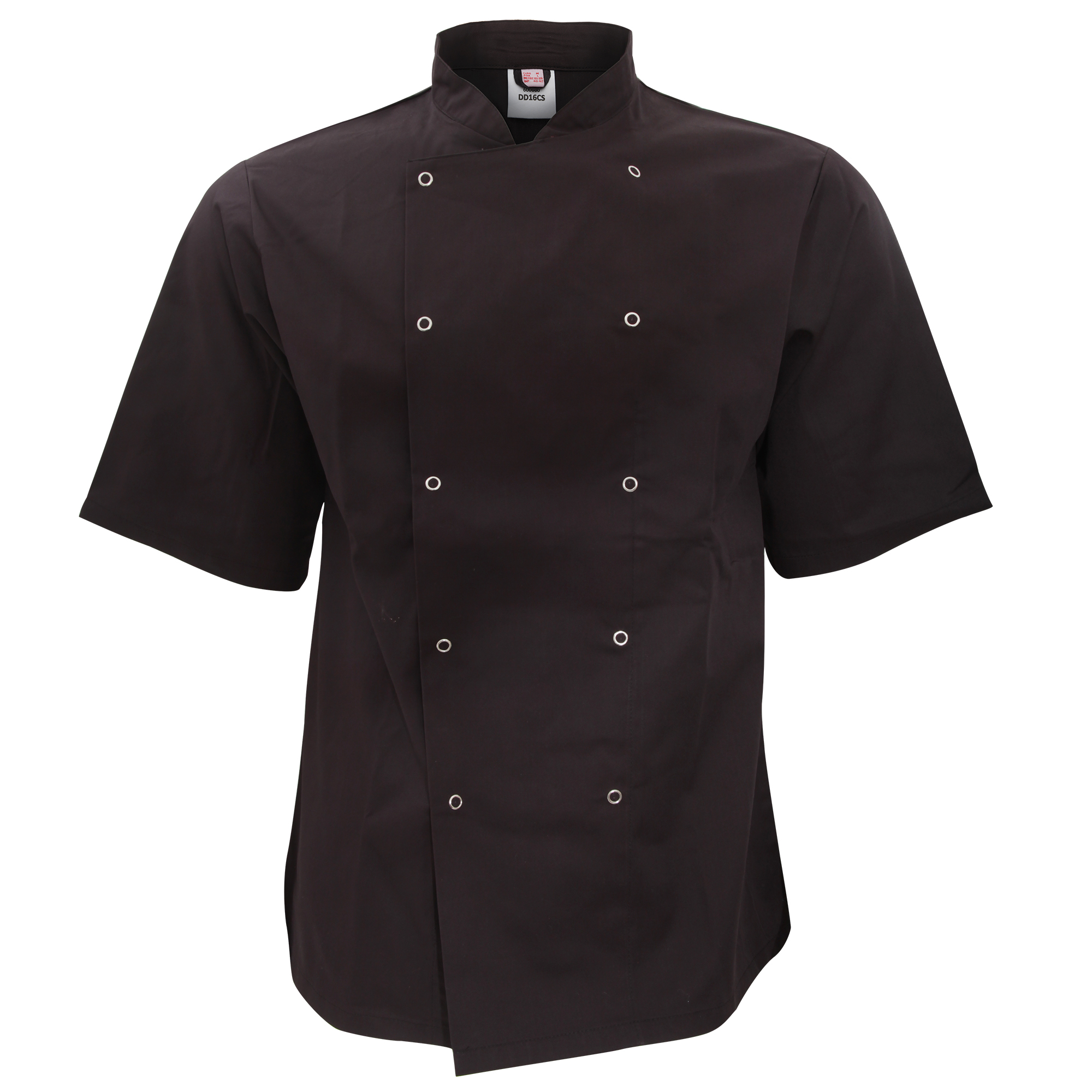 AFD Adults Unisex Short Sleeve Chefs Jacket PC2500 Business & Industrial Restaurant & Food Service