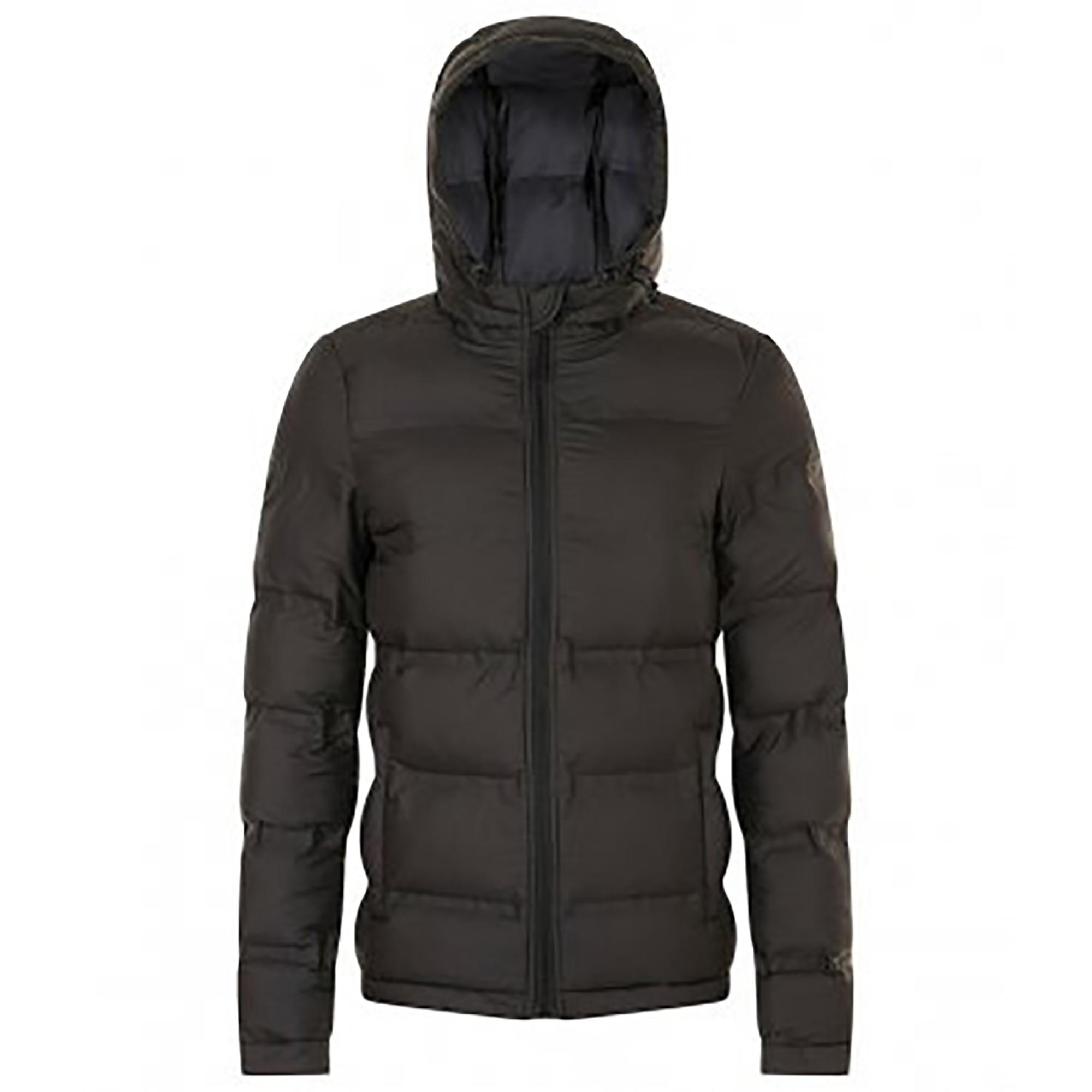 SOLS Womens/Ladies Ridley Padded Jacket (XL) (Black)