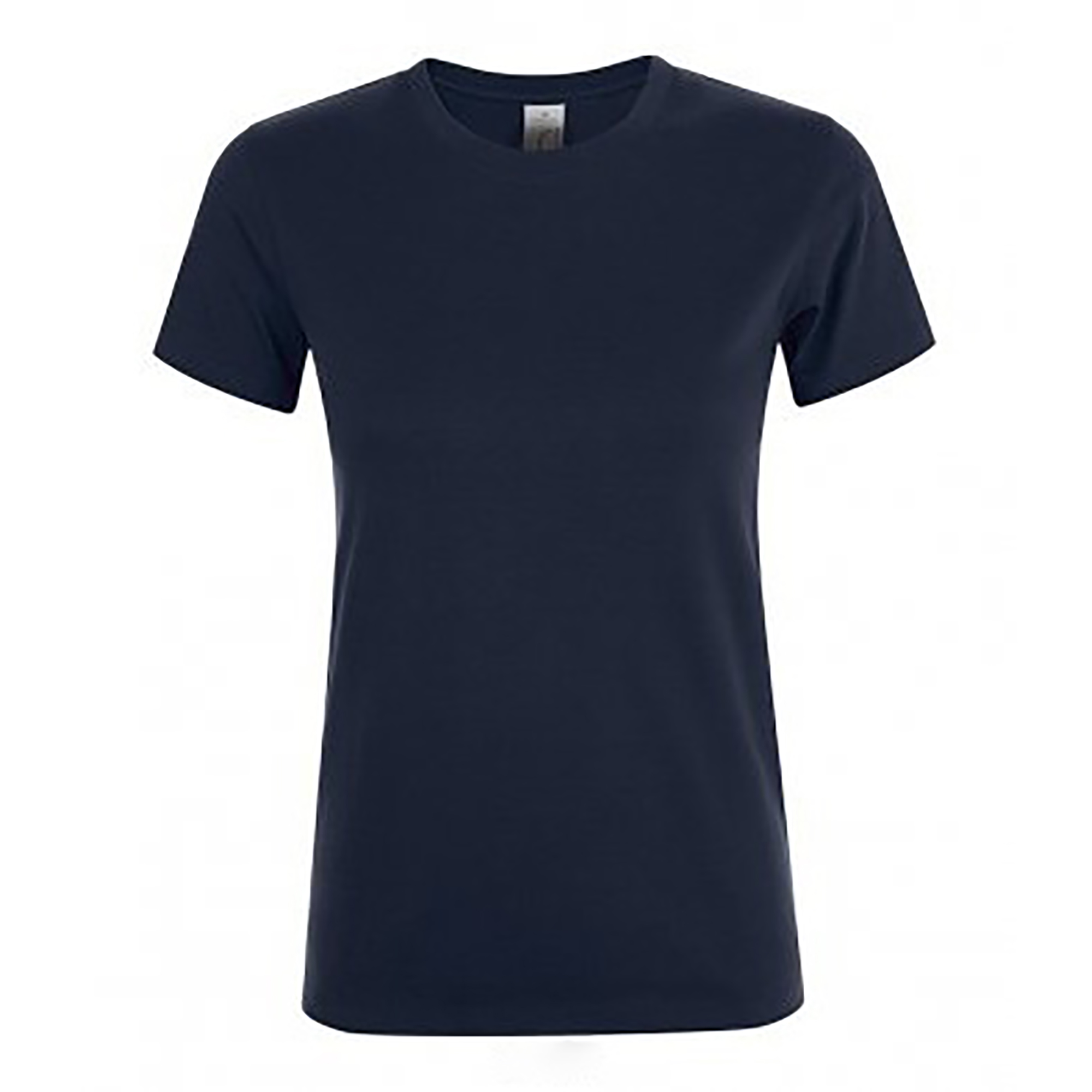 SOLS Womens/Ladies Regent Short Sleeve T-Shirt (S) (Navy)