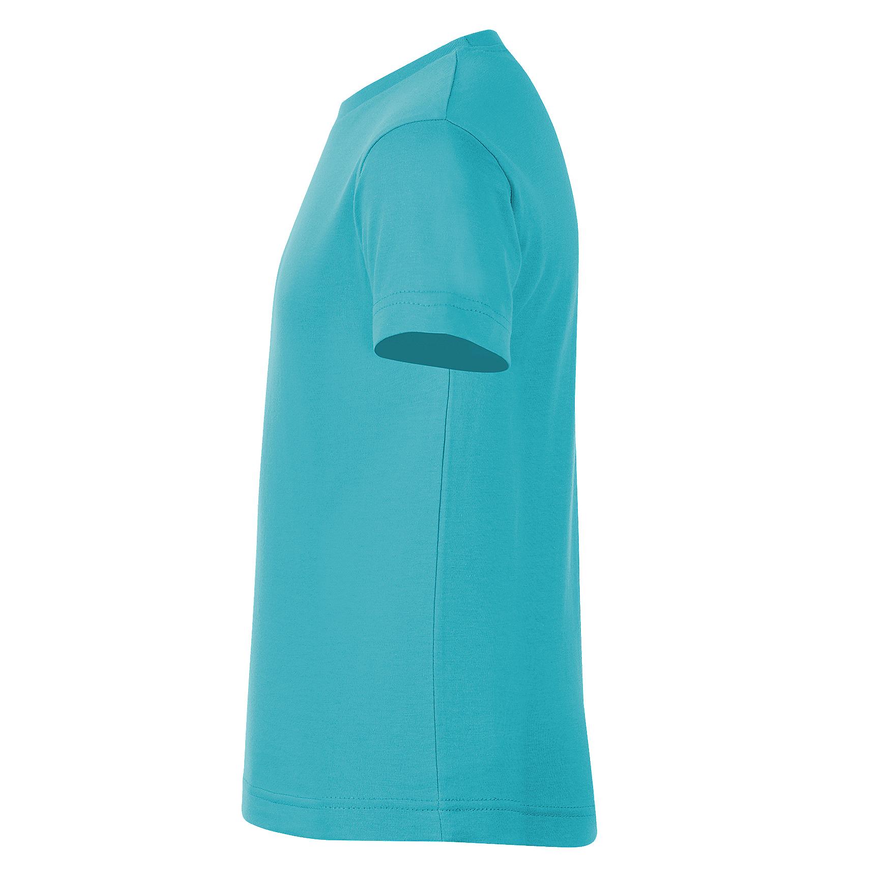 SOLS Childrens/Kids Regent Short Sleeve Fitted T-Shirt (10 Years) (Deep Black)