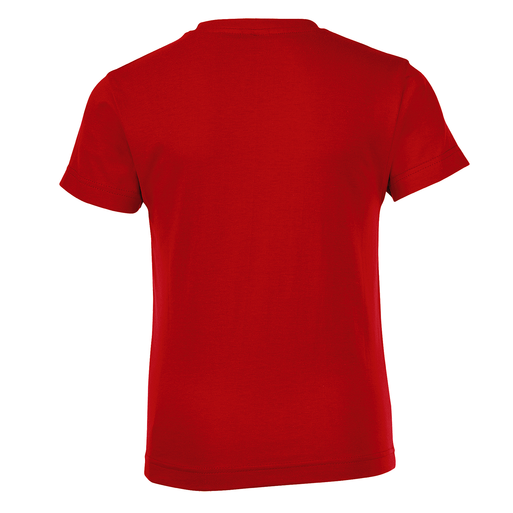SOLS Childrens/Kids Regent Short Sleeve Fitted T-Shirt (4 Years) (Pure Grey)