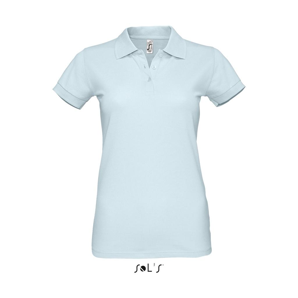 miniature 24 - SOLS-Perfect-Polo-100-coton-a-manches-courtes-Femme-S-2XL-8-PC282