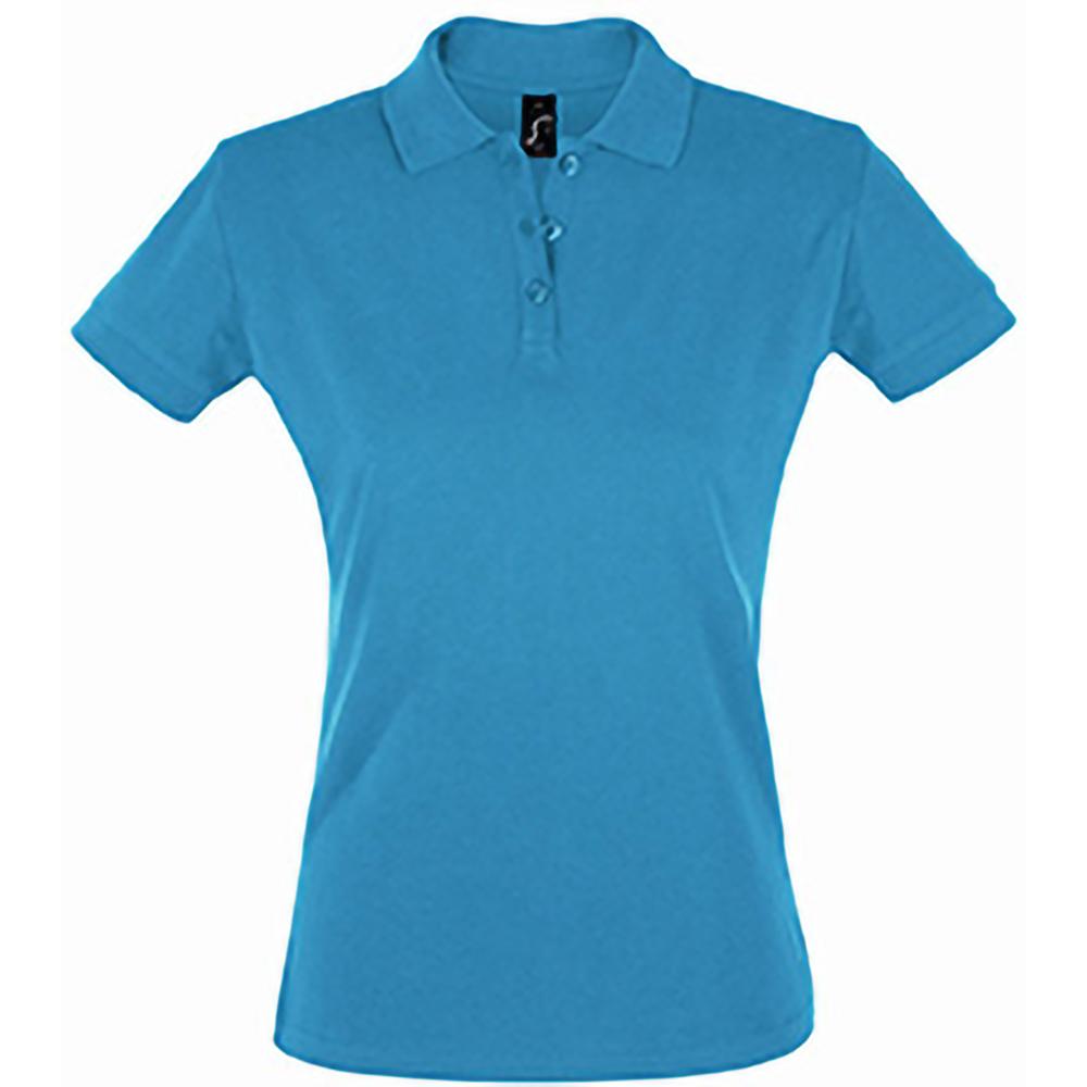 miniature 18 - SOLS-Perfect-Polo-100-coton-a-manches-courtes-Femme-S-2XL-8-PC282