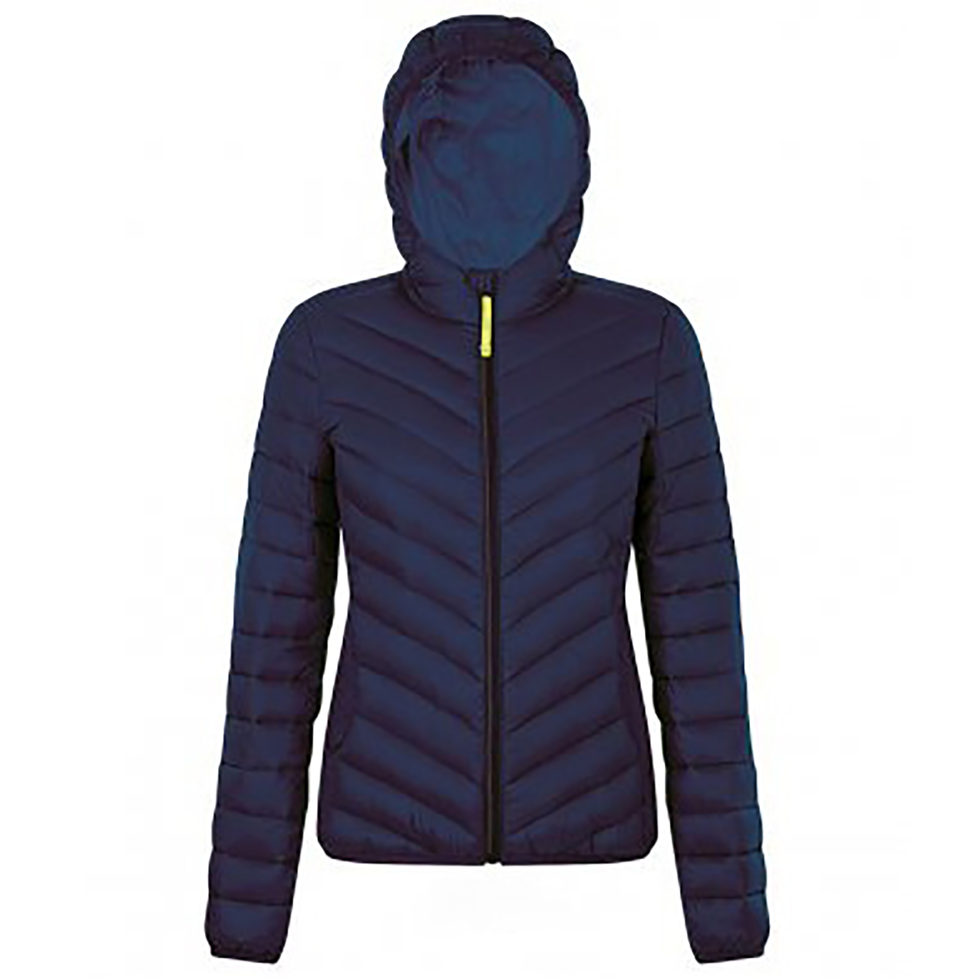 SOLS Womens/Ladies Ray Padded Jacket (L) (French Navy)