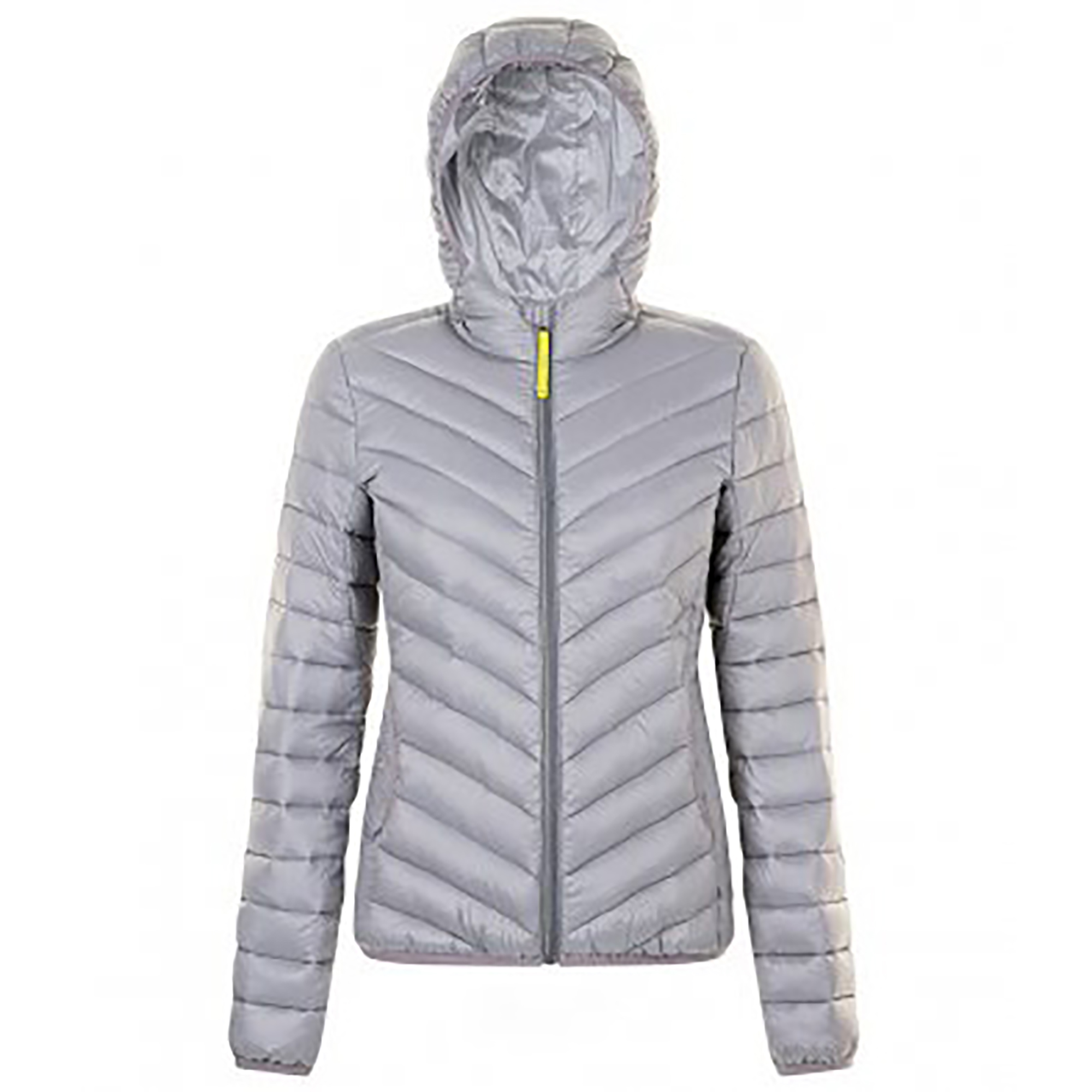 SOLS Womens/Ladies Ray Padded Jacket (S) (Metal Grey)