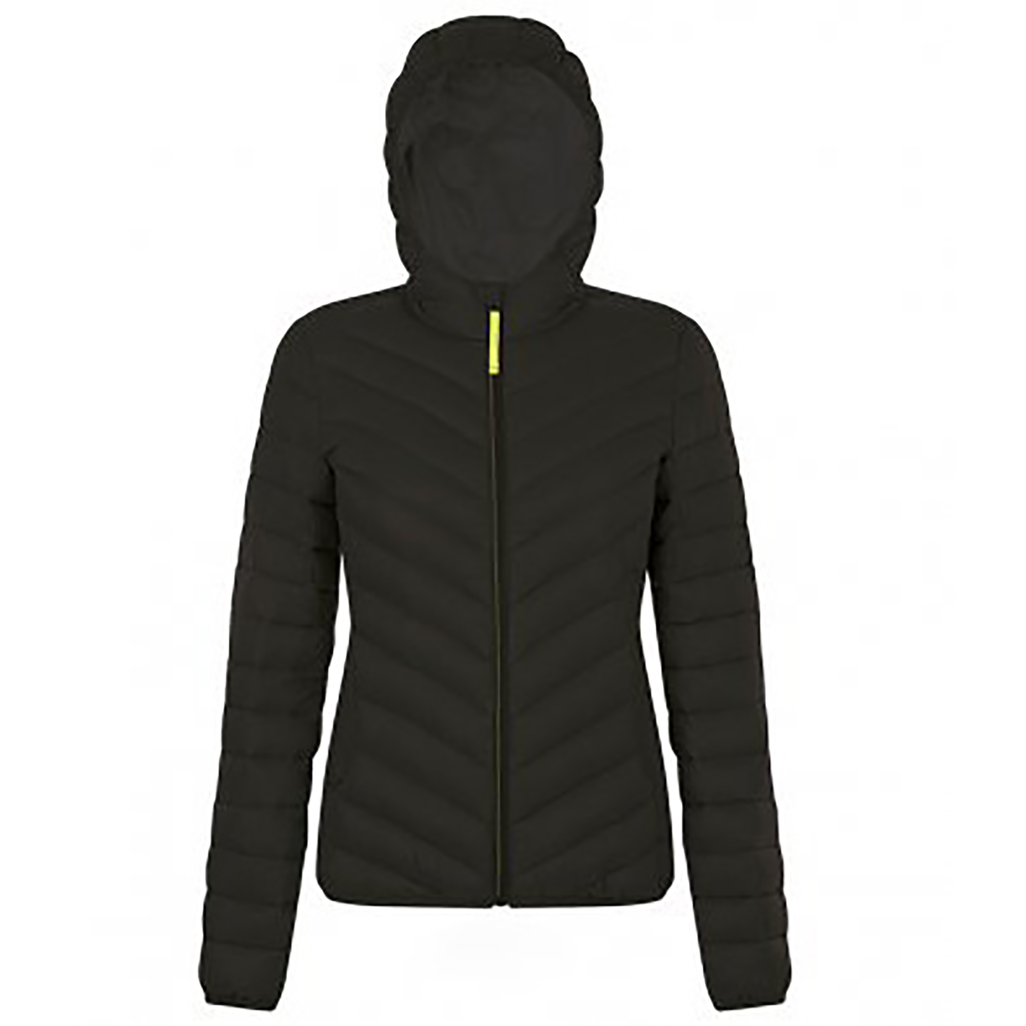 SOLS Womens/Ladies Ray Padded Jacket (L) (Black)