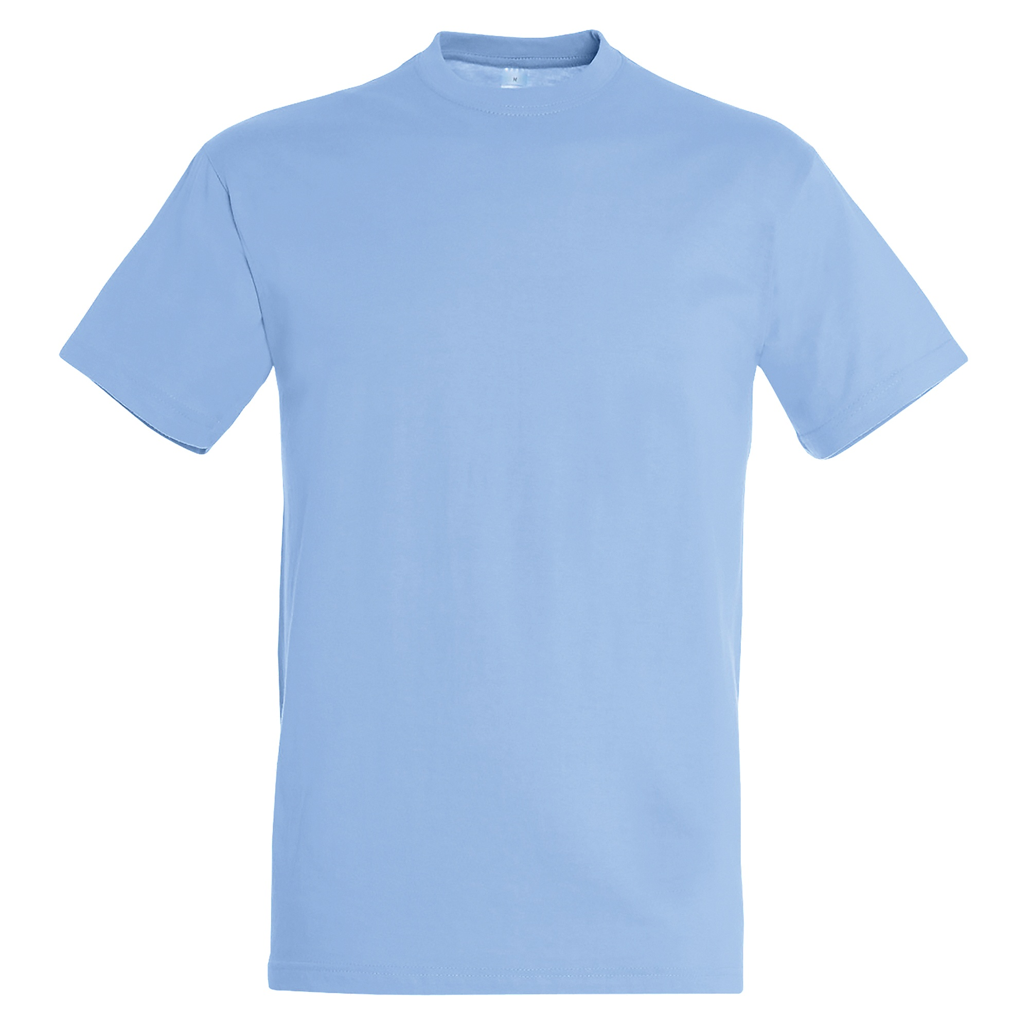 SOLS Mens Regent Short Sleeve T-Shirt (XXS) (Sky Blue)